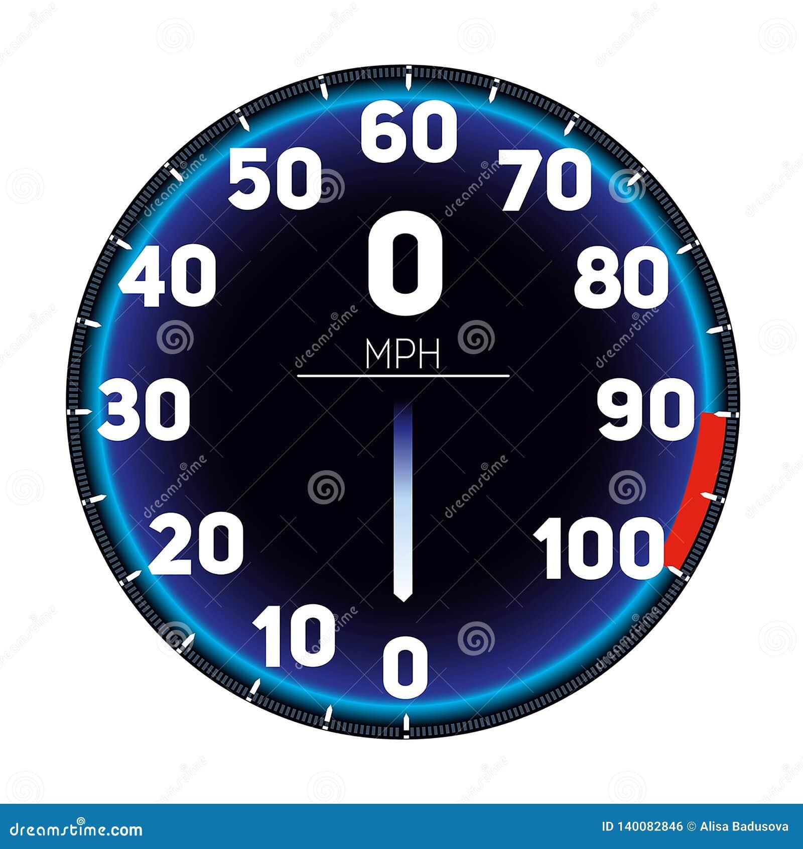 E Painel rápido do projeto e da medida da tecnologia da raça do medidor de velocidade