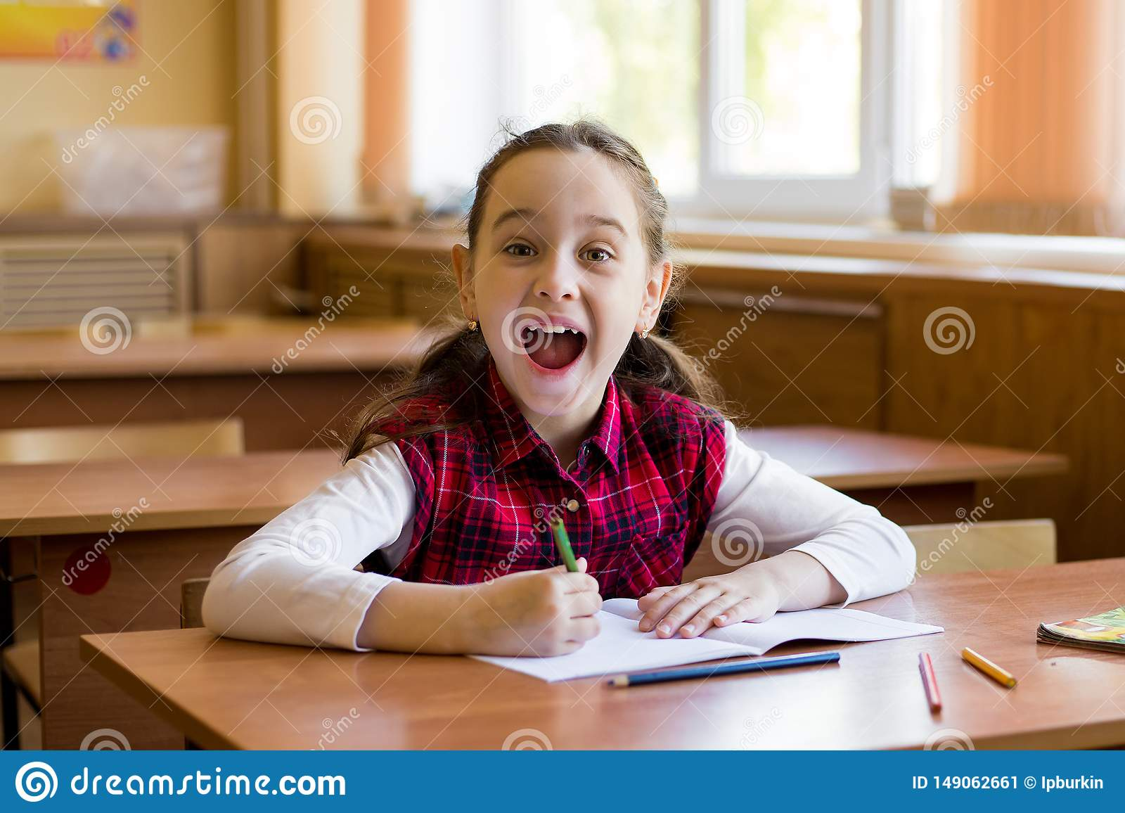 E r lycklig elev
