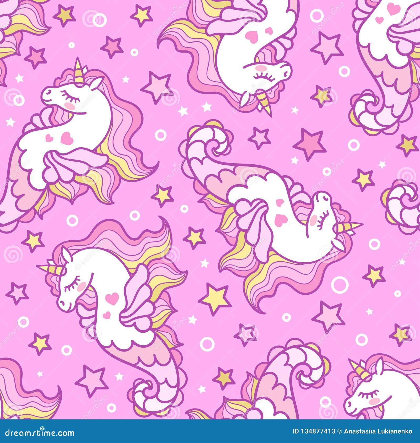E unicorn Vector