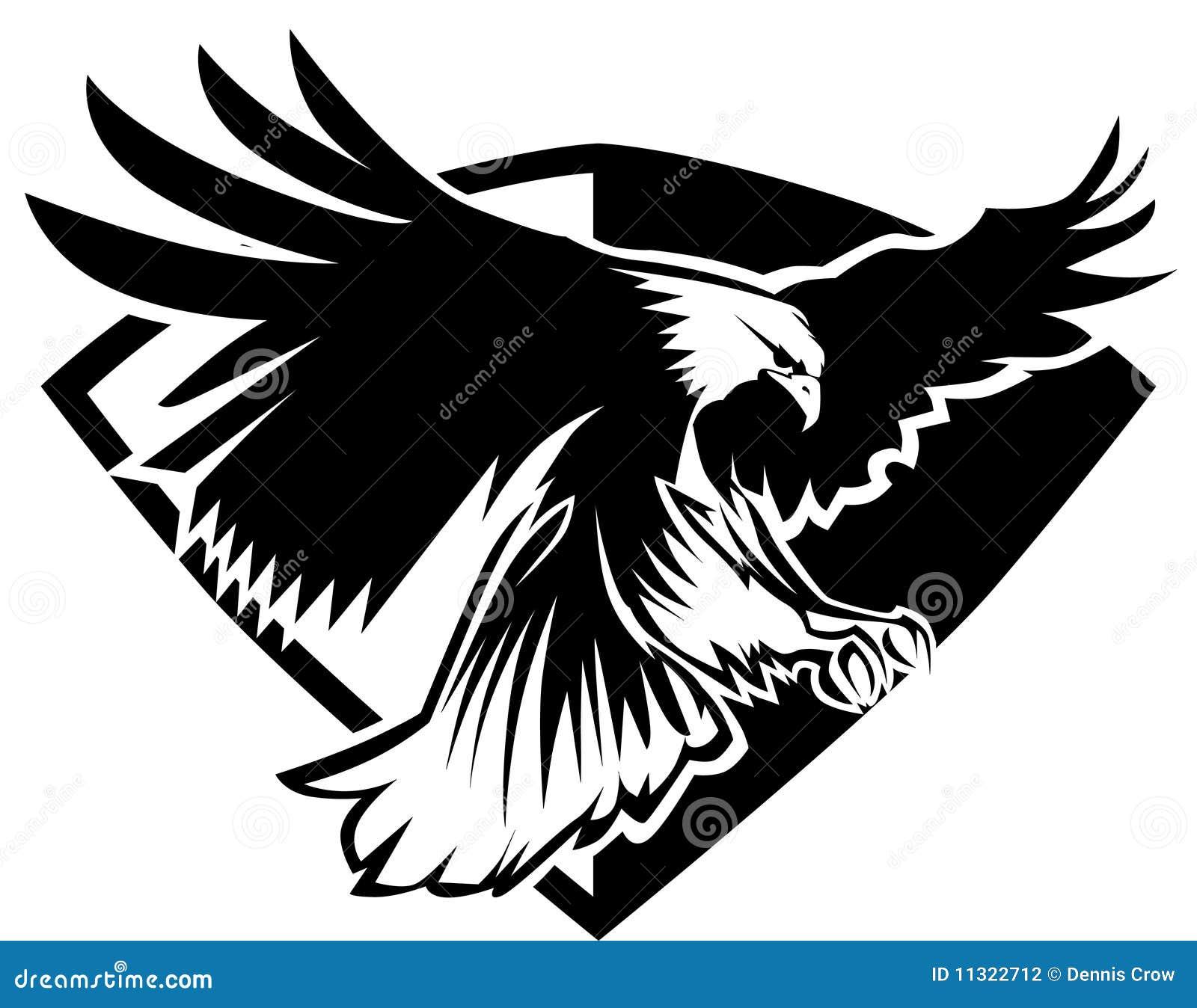 Eagle Logo Royalty Free Stock Photos - Image: 25026518