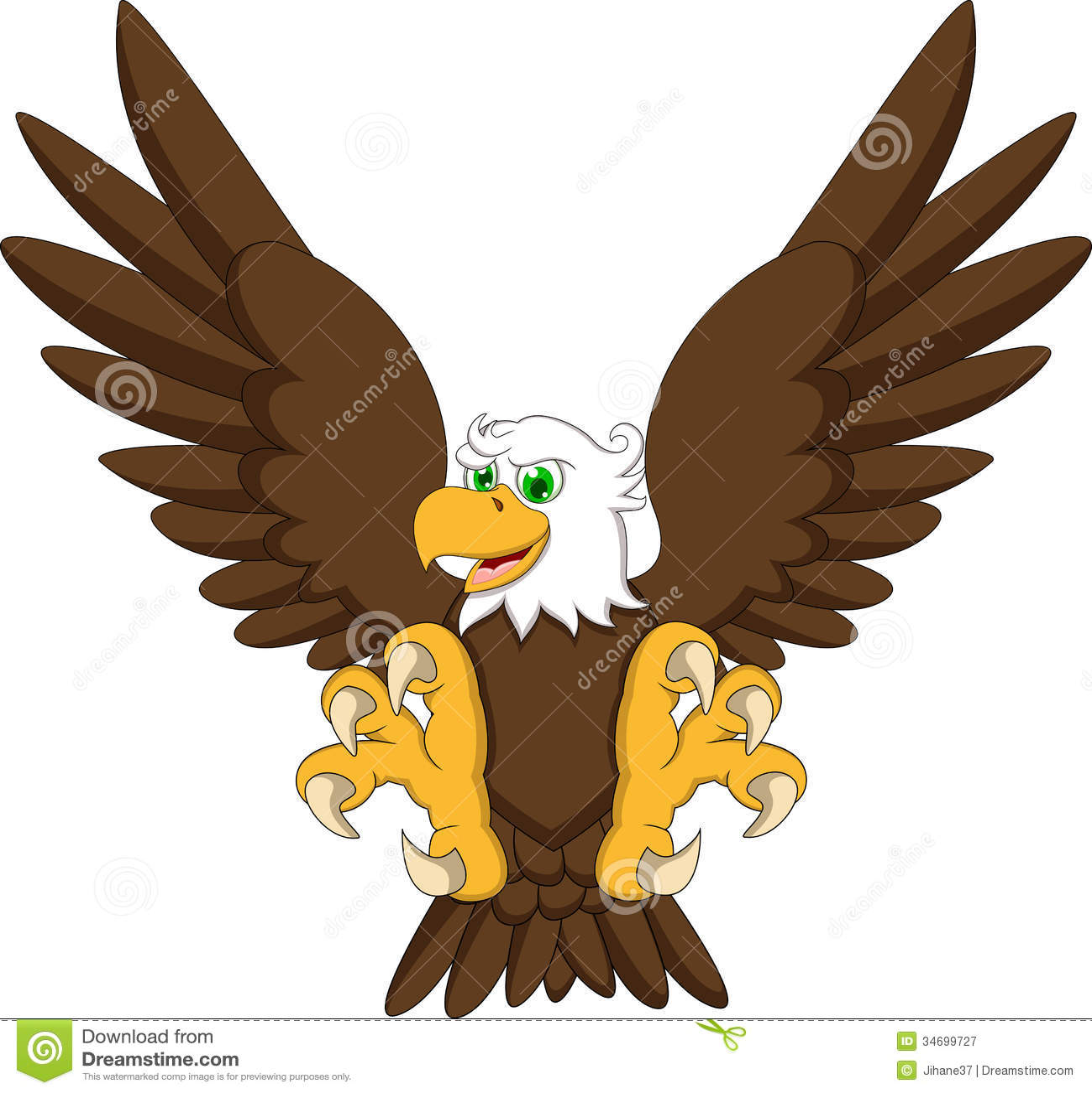 Cute Cartoon Eagles Flying | www.pixshark.com - Images ... Flying Hawk Cartoon