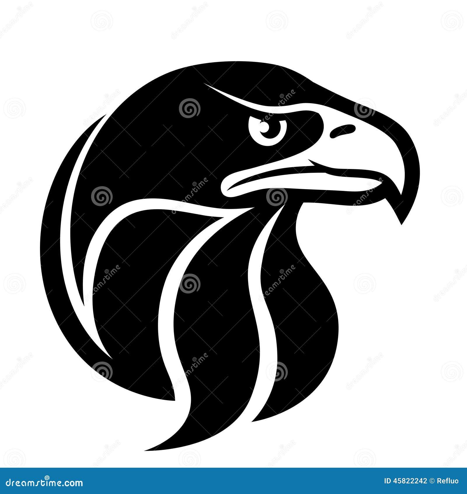 Eagle head symbol stock vector illustration of wildlife 45822242 eagle head symbol biocorpaavc Images