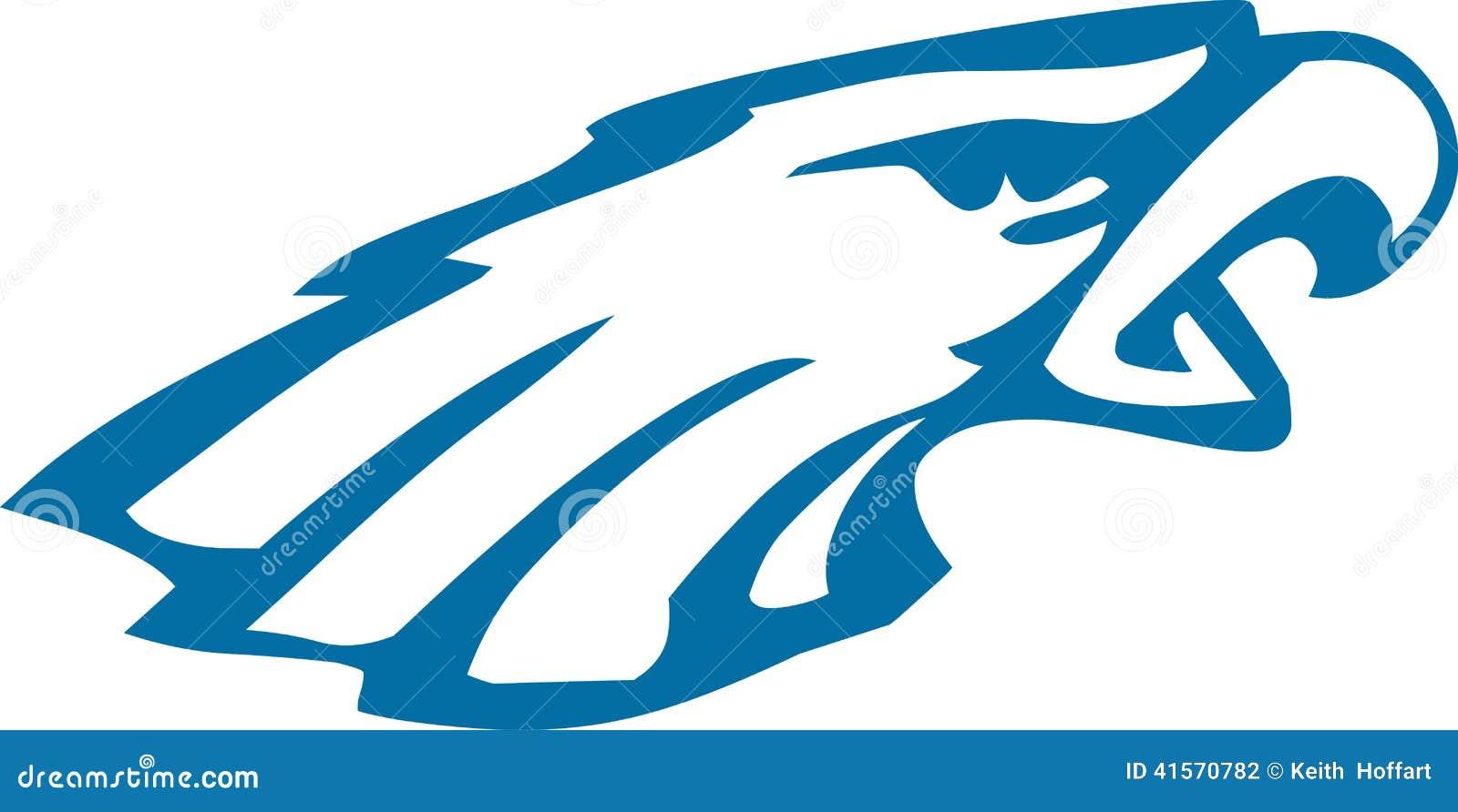 Eagle Silhouette Vector Design Clipart Stock Vector - Image: 41570782 Eagle Silhouette Vector