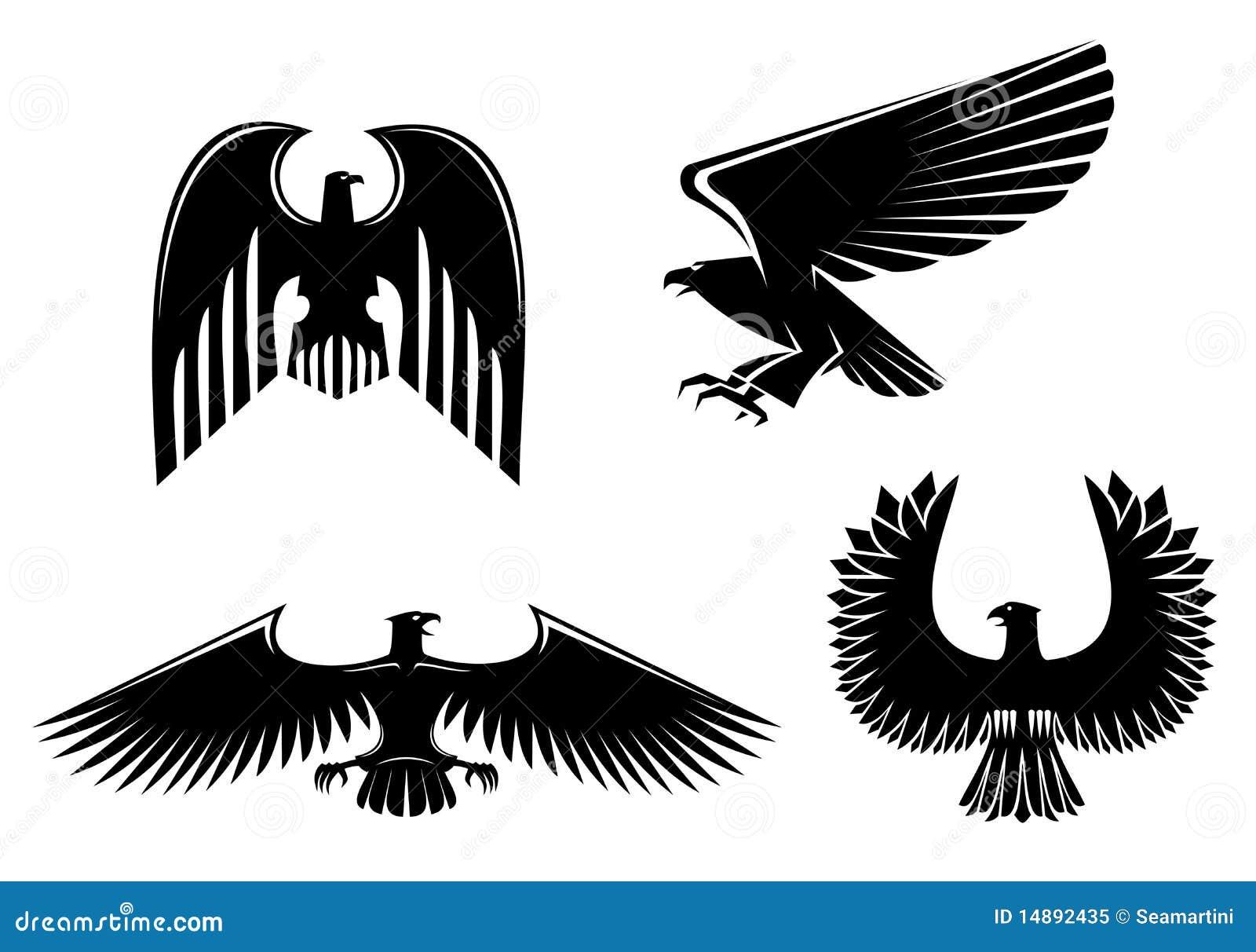 Eagle Symbol Royalty Free Stock Photo Image 14892435