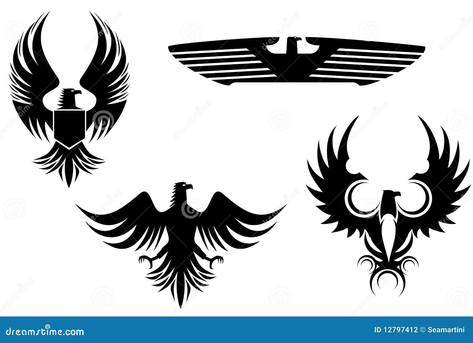 Eagle Tattoos Stock Vector Illustration Of Animal American 12797412 Eagle tattoo wallpaper free download