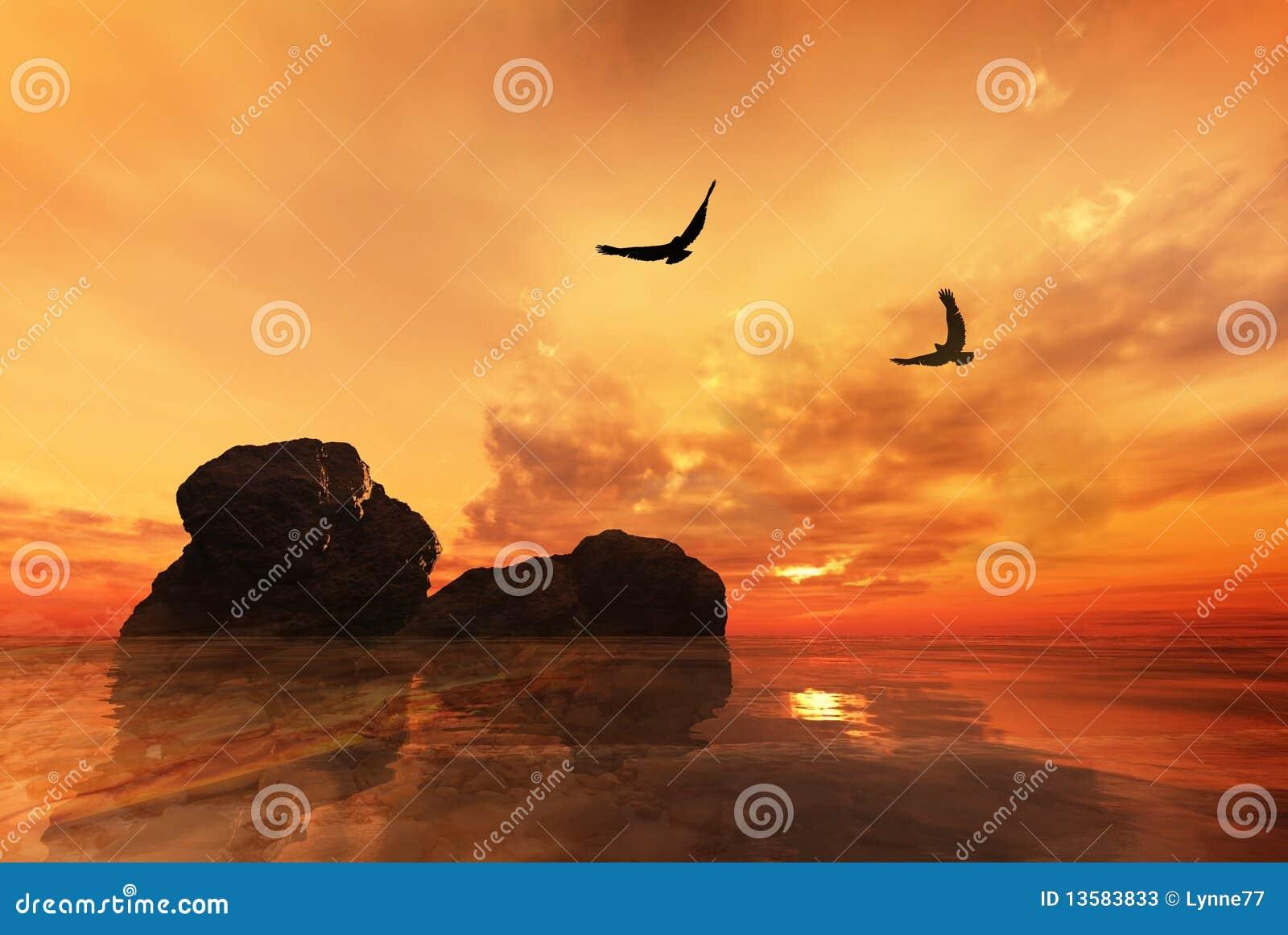 Eagles-Flugwesen