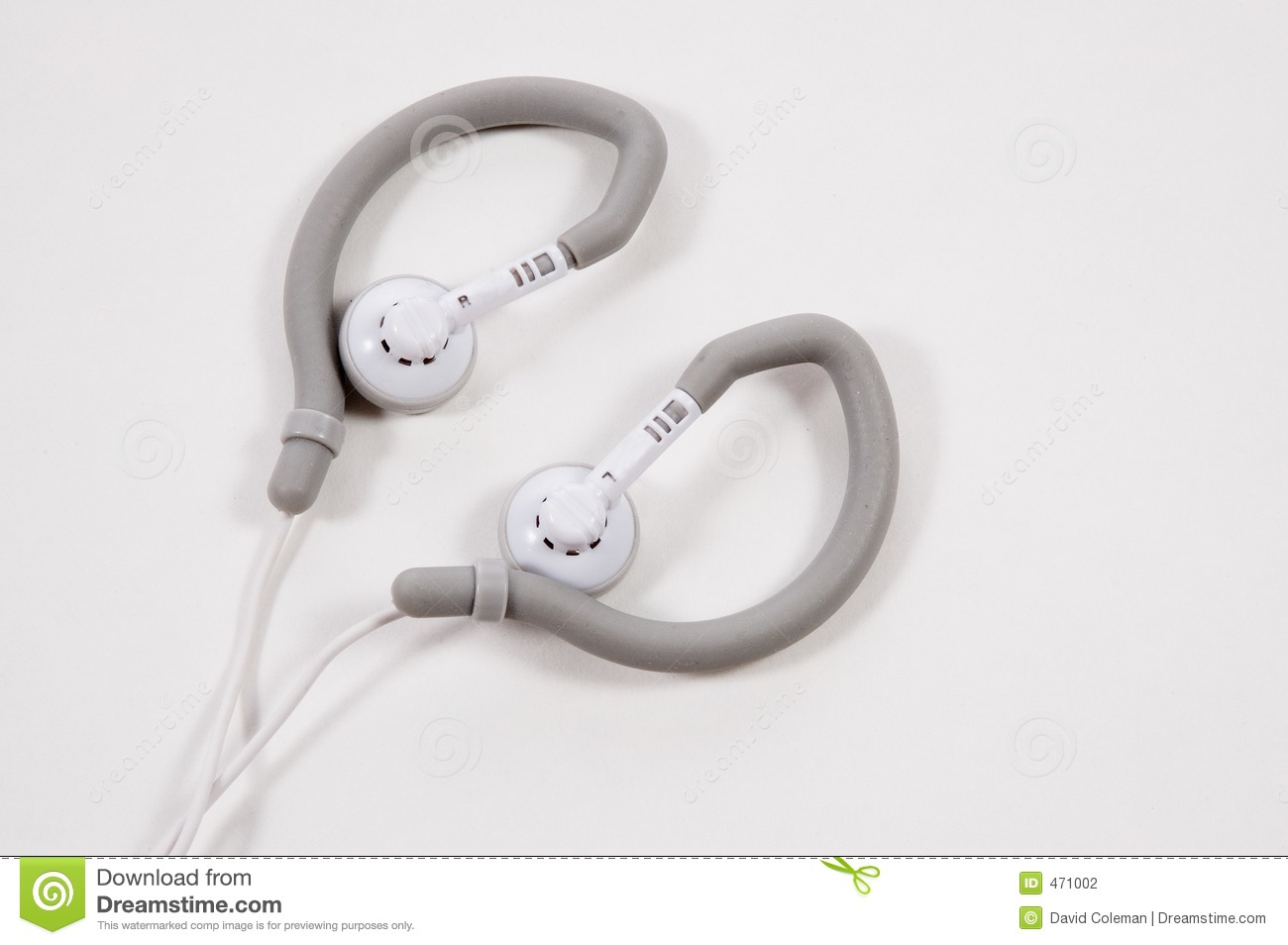 Download Ear Buds stock photo. Image of fitted, phones, listen, music - 471002