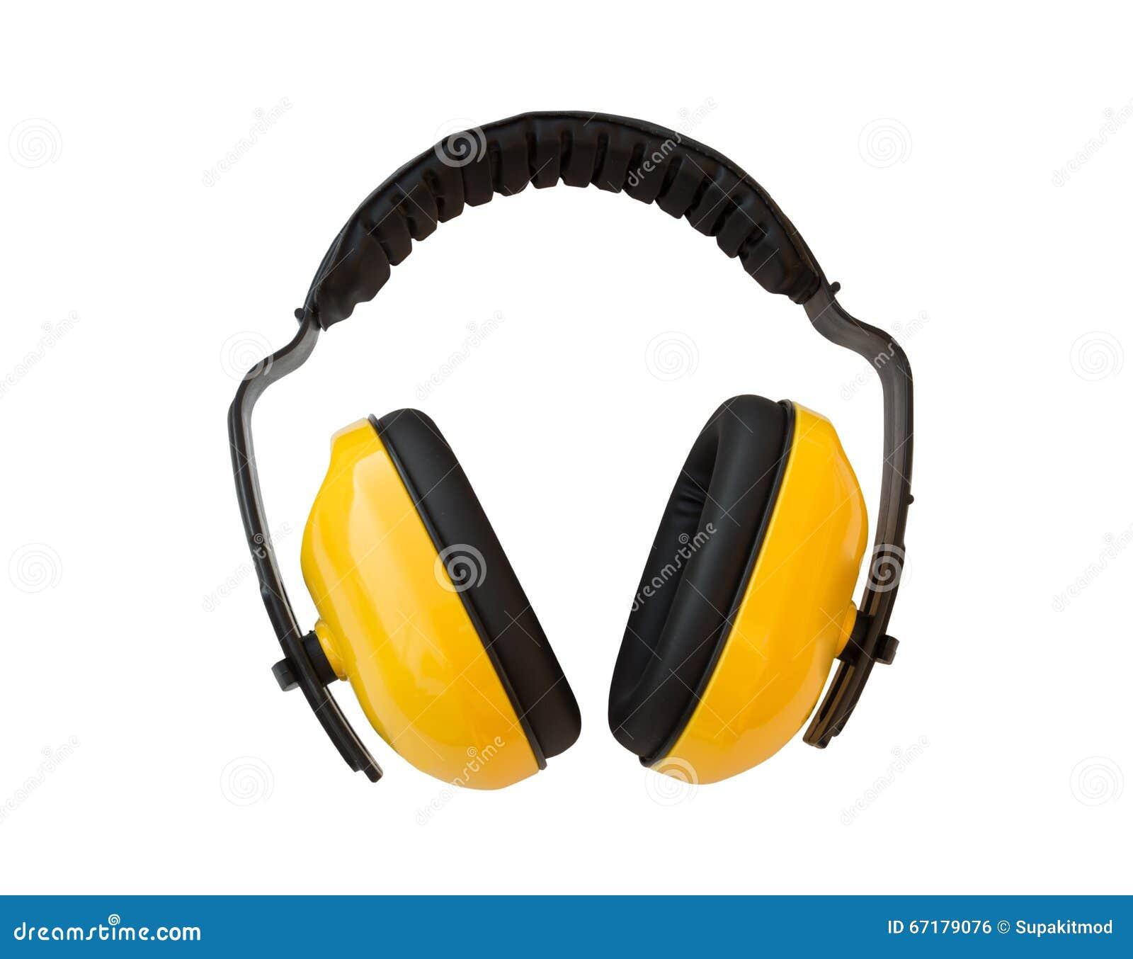 Ear , For noise protection ear