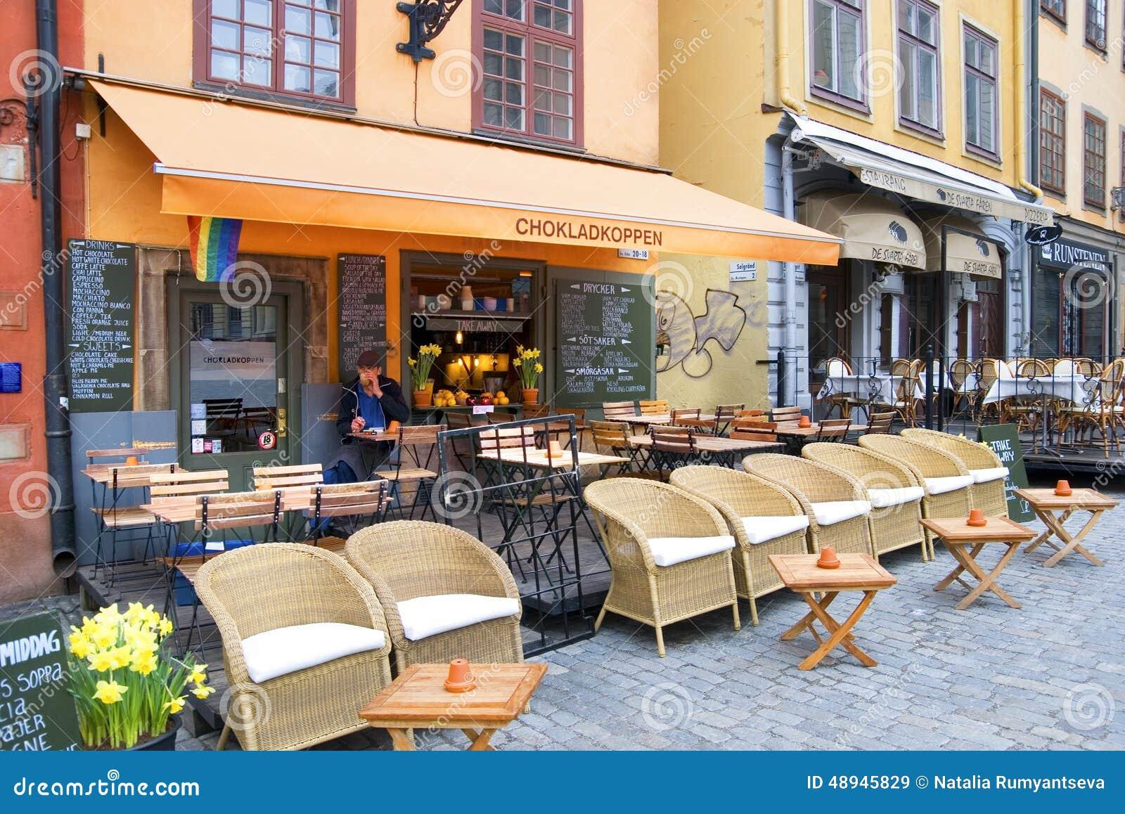 stockholm cafe