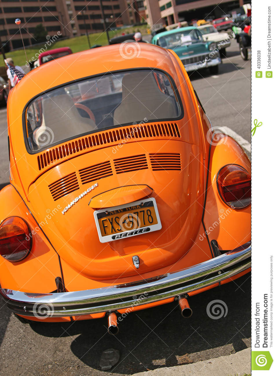 Early 1970s Beetle Editorial Stock Photo - Image: 43336038
