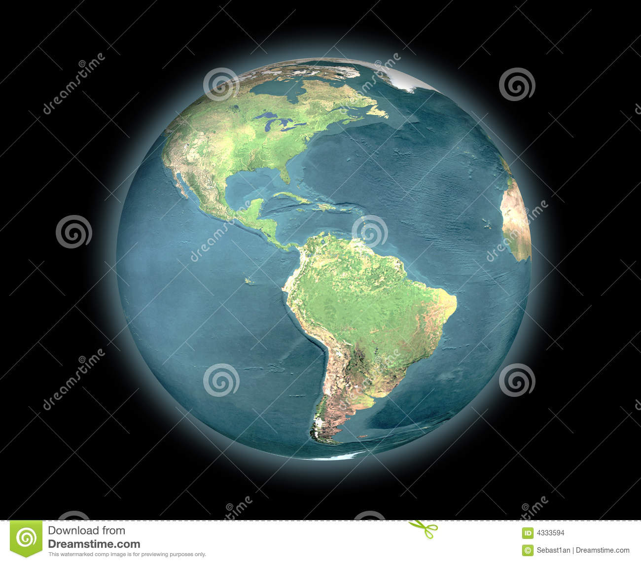 Earth stock images image 4333594 for 3d outer space map