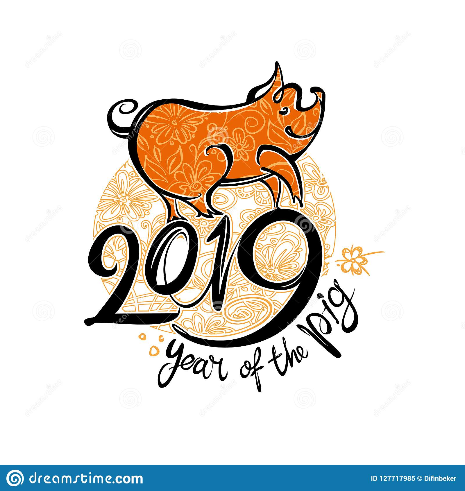 year of the earth pig on the chinese calendar