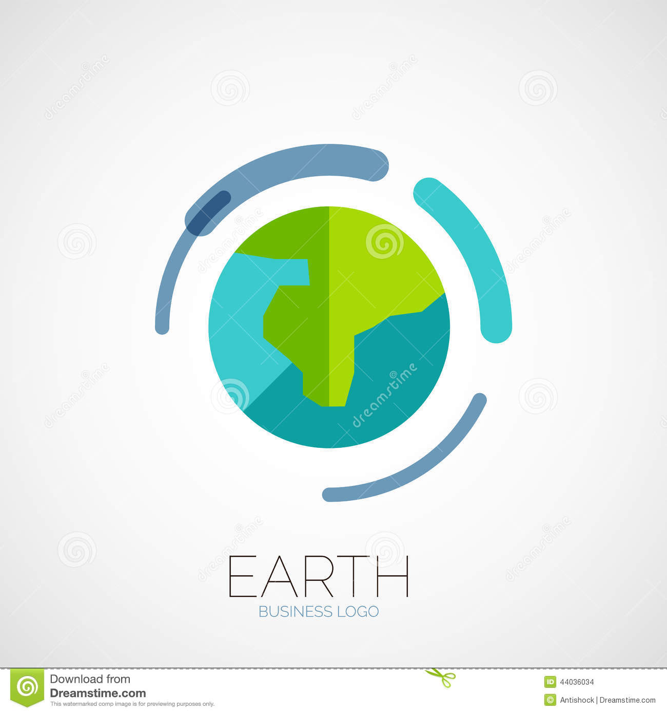 Earth company logo design stock vector image 44036034 for Global design company