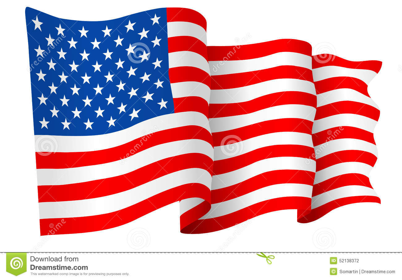 american flag stock images download 75 858 photos rh dreamstime com Waving American Flag Background Waving American Flag White Background