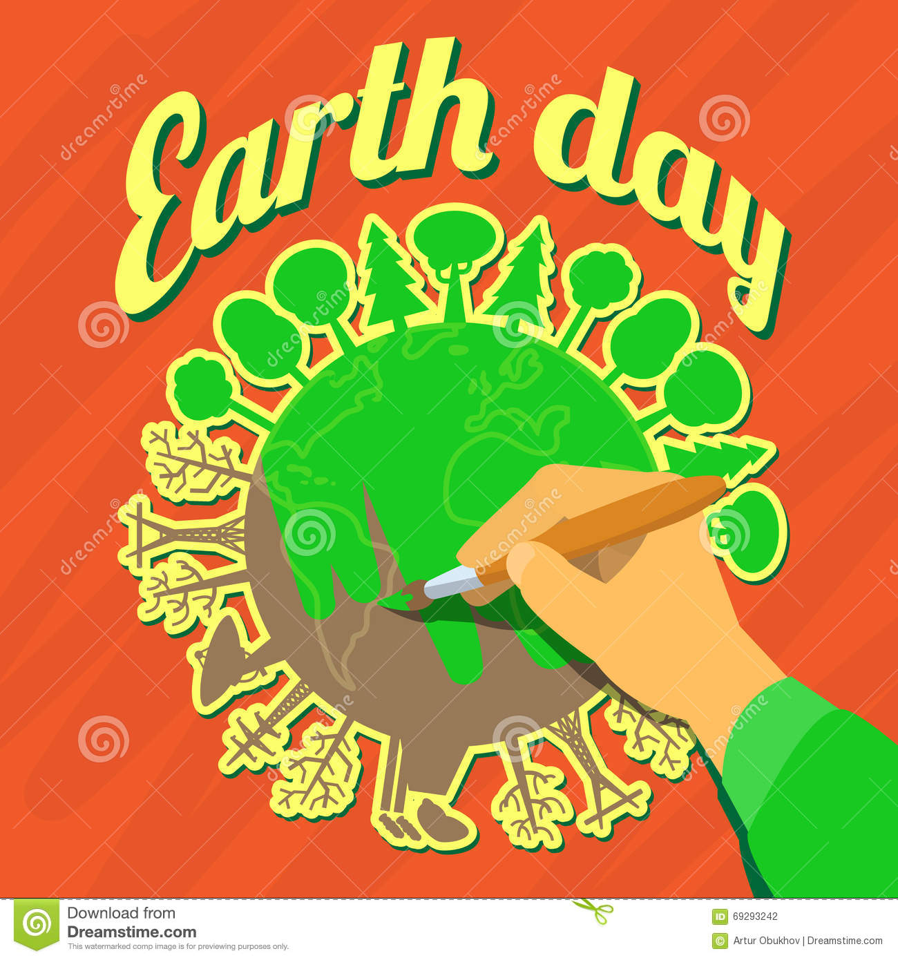 save planet earth Either the planets are correct in size and too close together, or the distances  between them are correct but the  on that scale, the earth will be 13 mm in  diameter, mercury will be 5 mm and pluto will be 23 mm, the size of a large  pinhead.