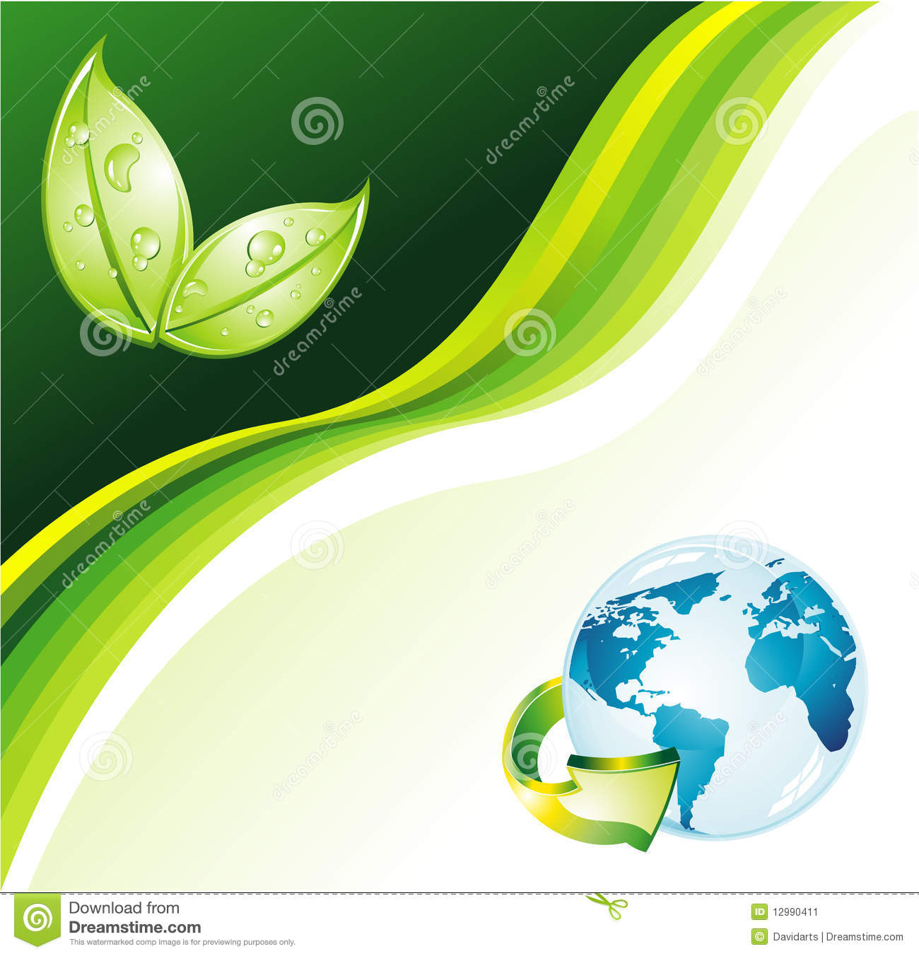 green flyer backgrounds - photo #33