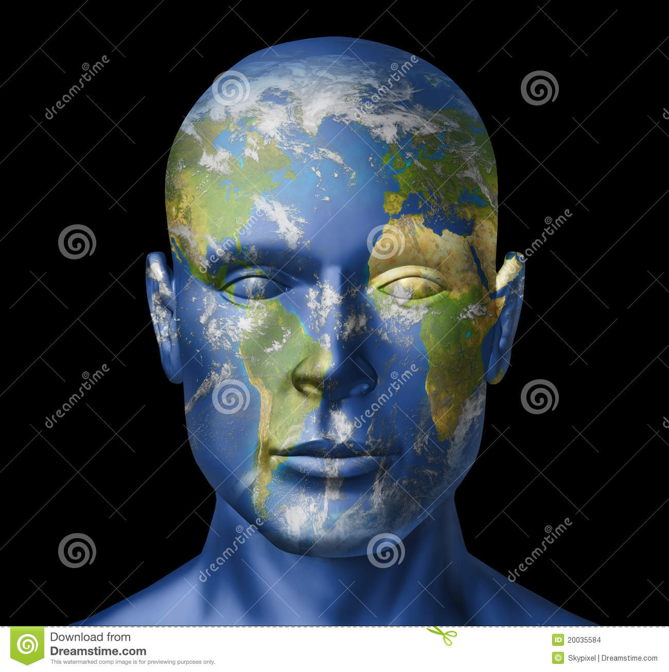 earth human stock images