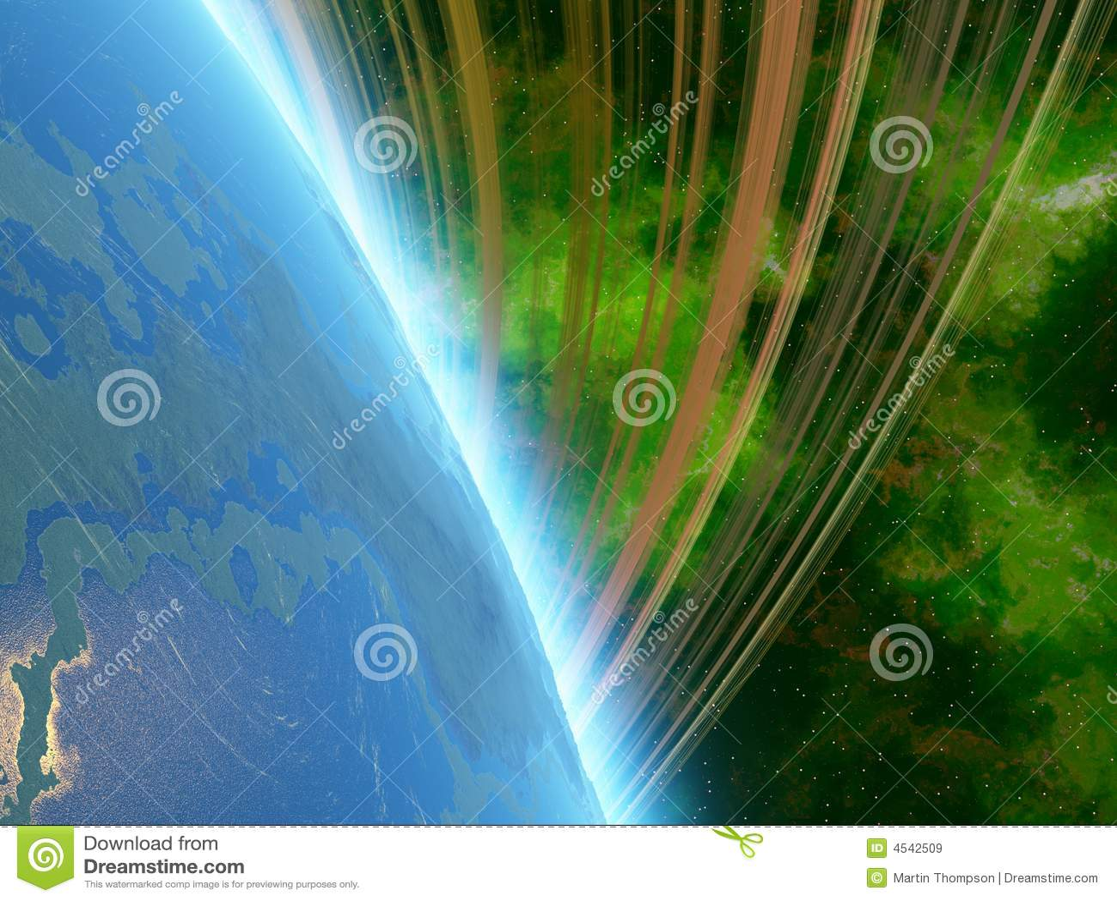 Earth-like планета