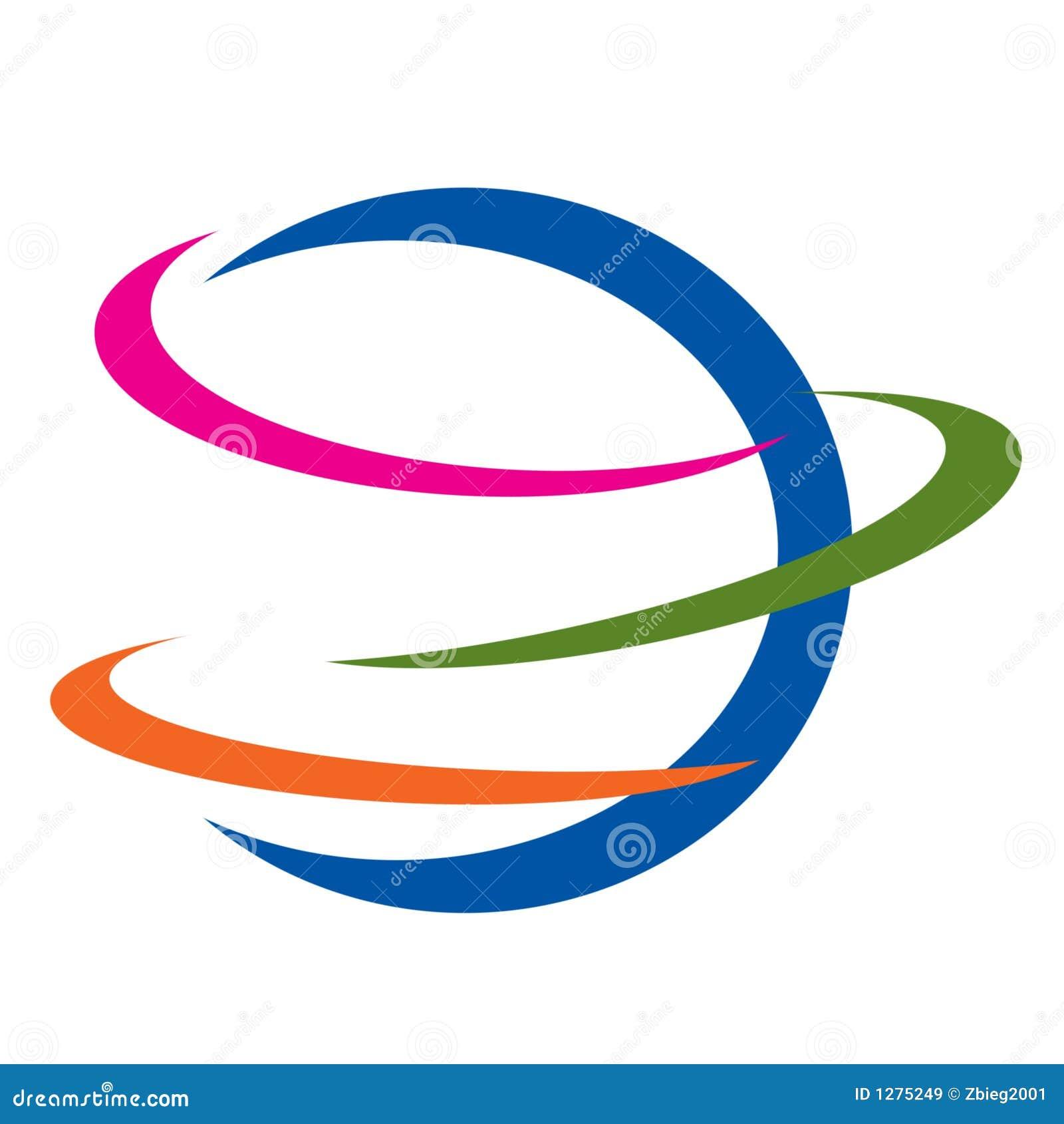 Earth logo icon