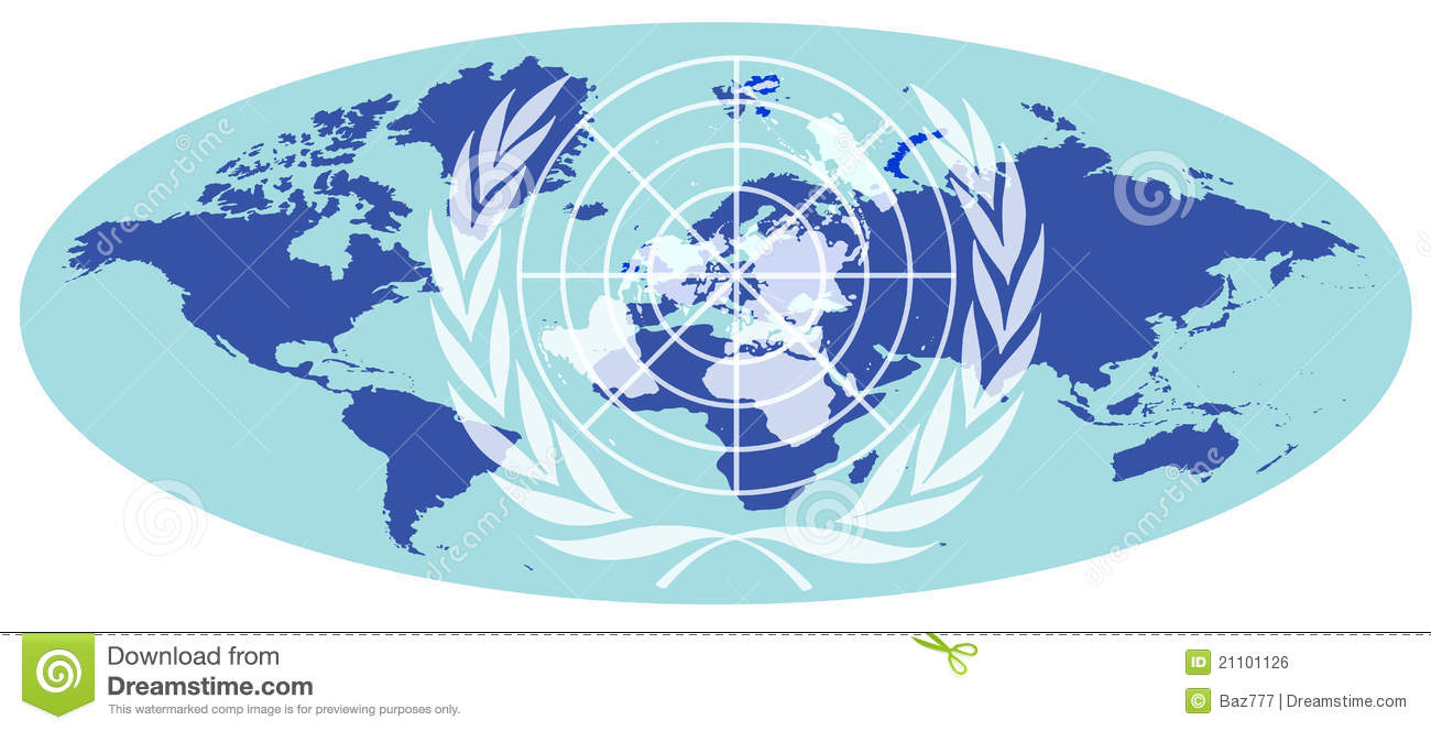 United Nations Map