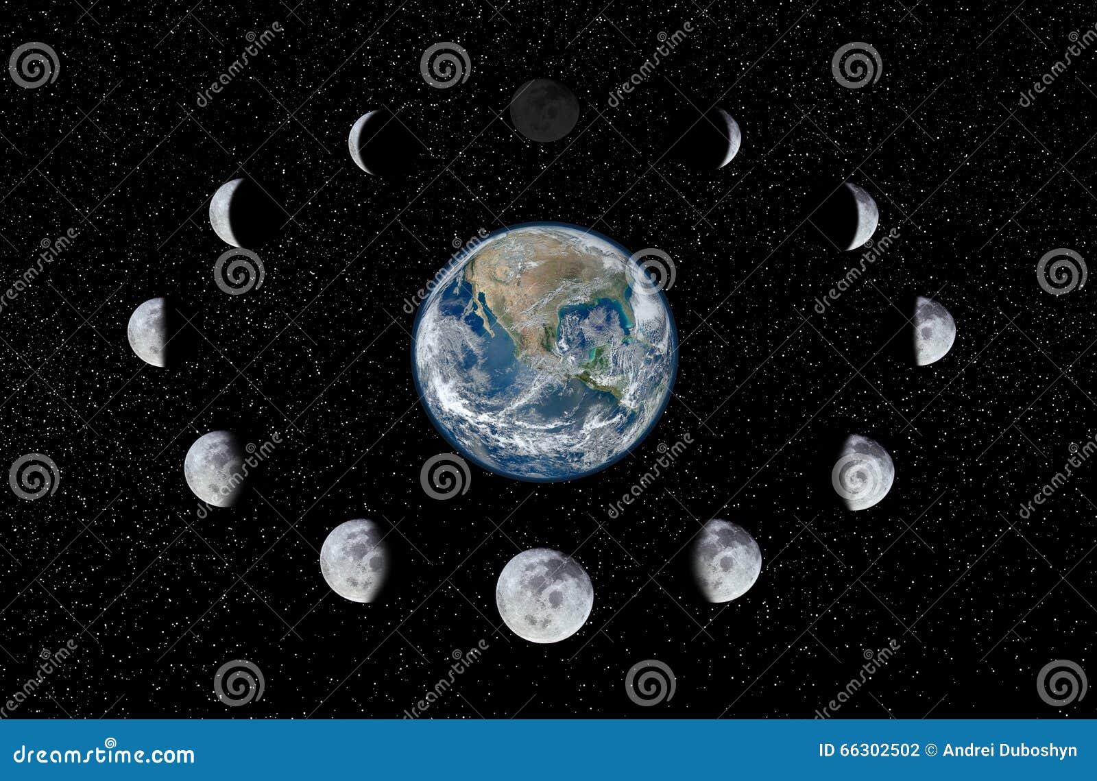 nasa lunar cycles - photo #13