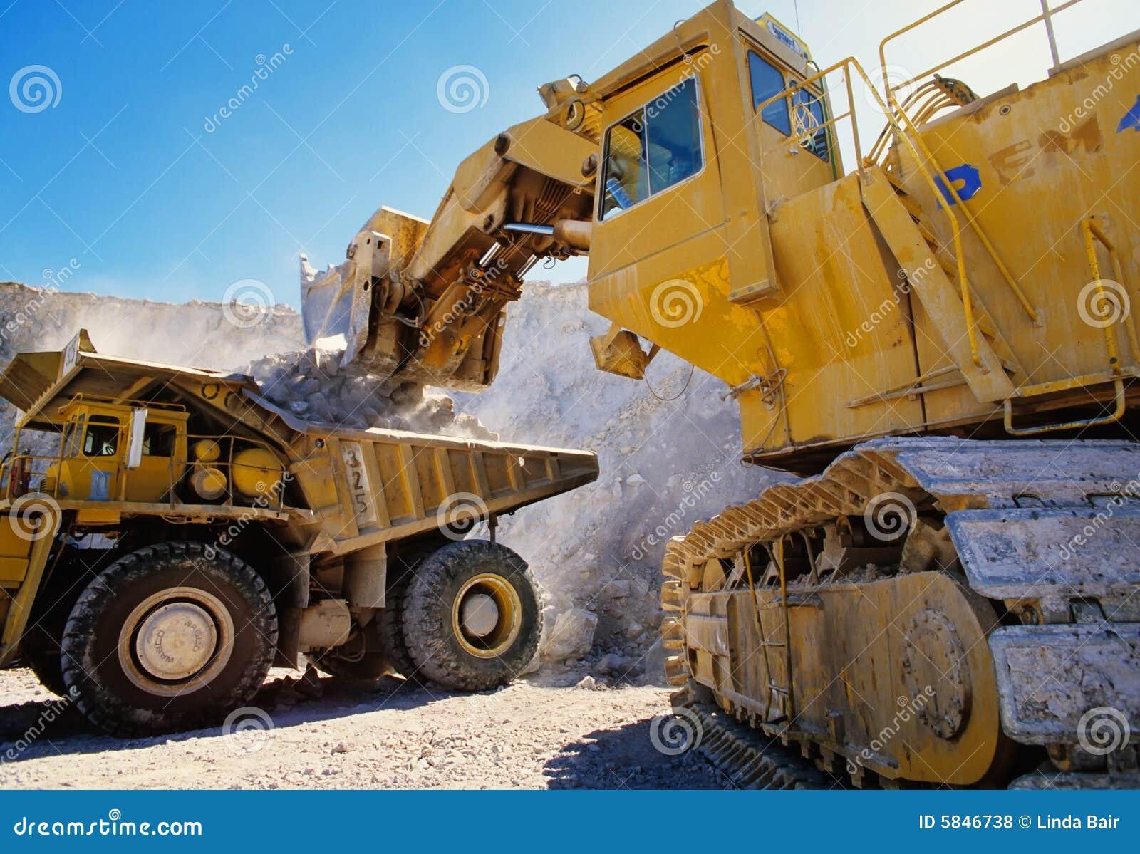 earth moving heavy equipment