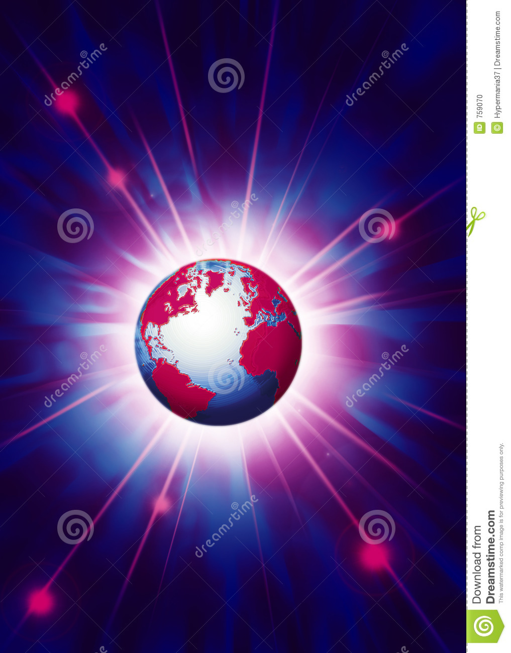 Earth in outer space stock photo image 759070 for 3d outer space map