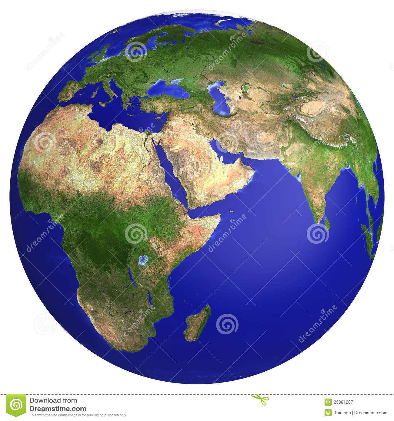 Earth planet globe map stock illustration. Illustration of ...
