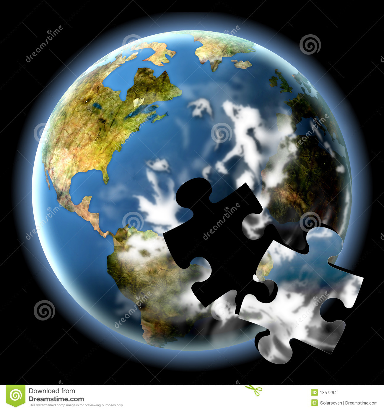 The Earth Puzzle