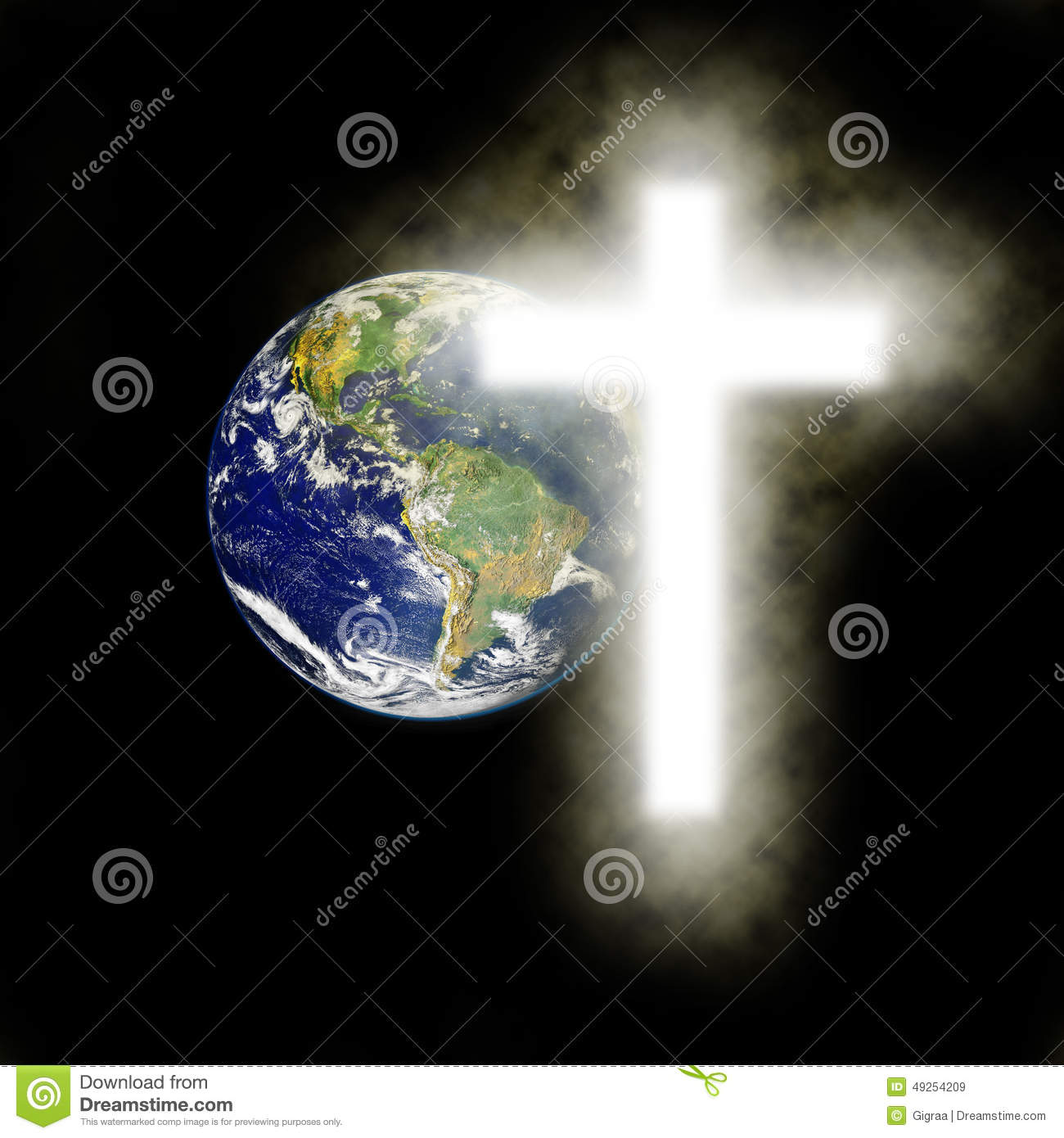 Religious Life of Planet Earth