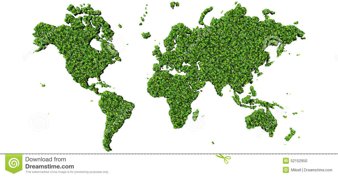 Earth world map made from green leaves isolated on black earth world map made from green leaves isolated on black background 3d render gumiabroncs Image collections