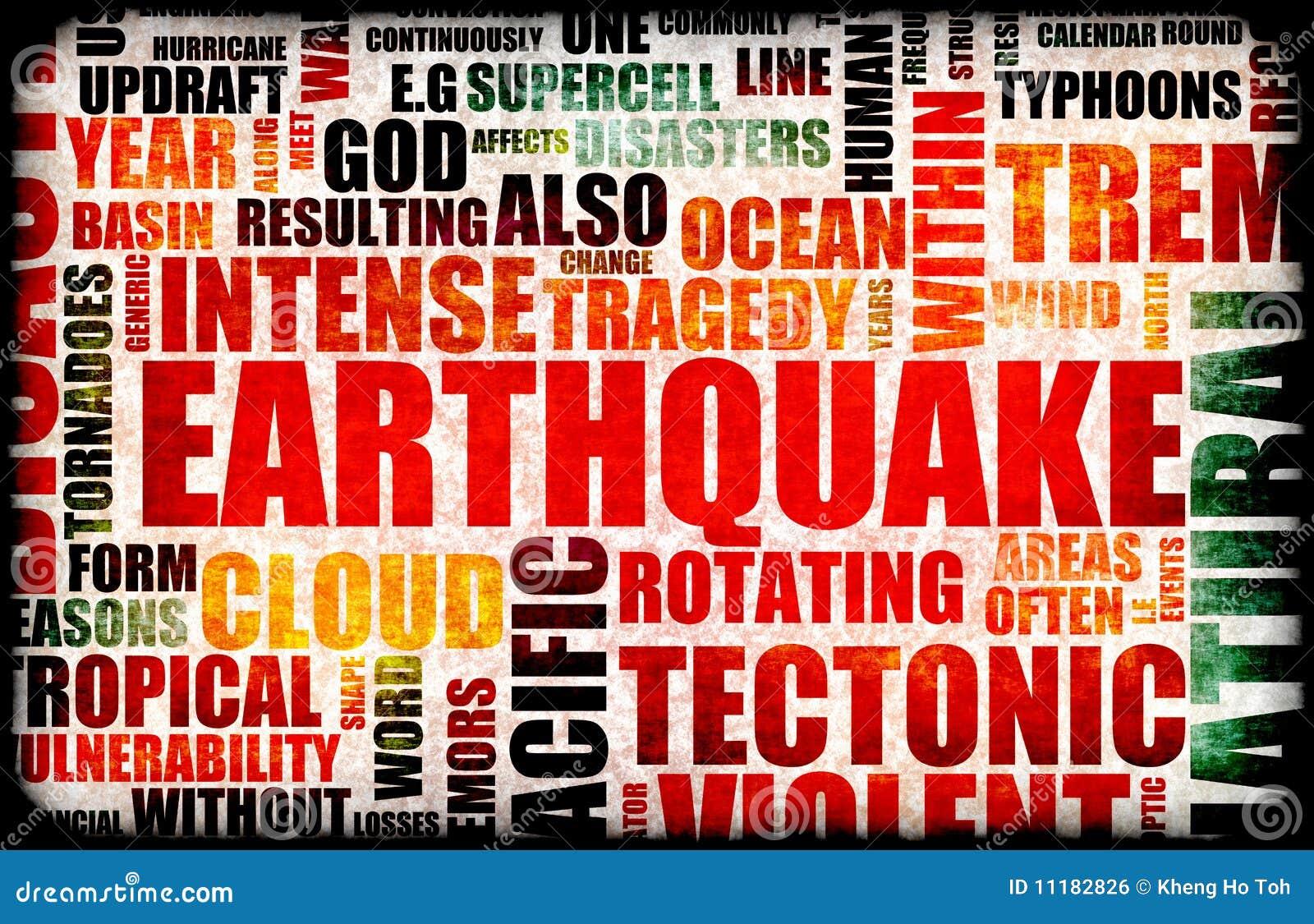 Earthquake Royalty Free Stock Image - Image: 11182826