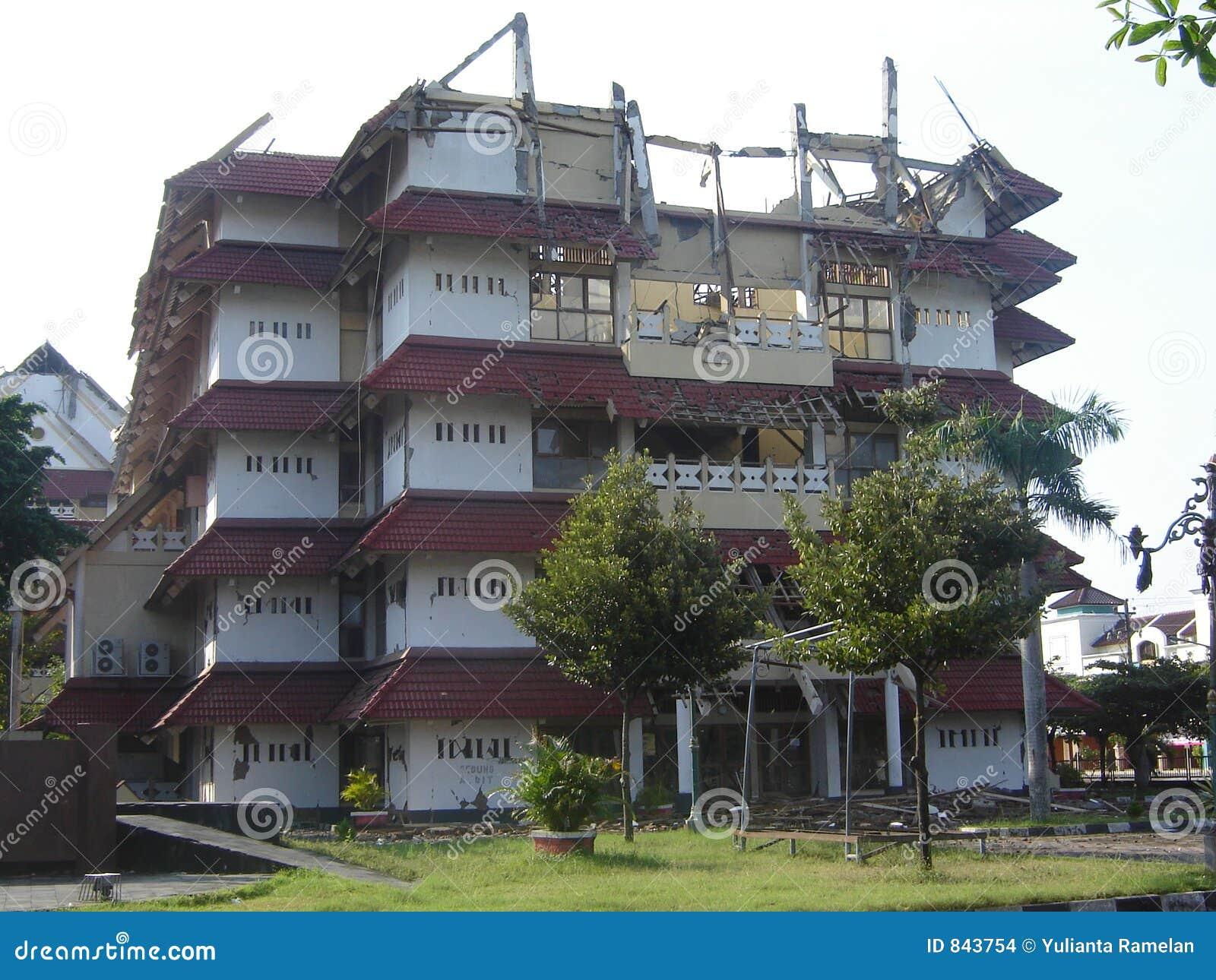 Earthquake effect