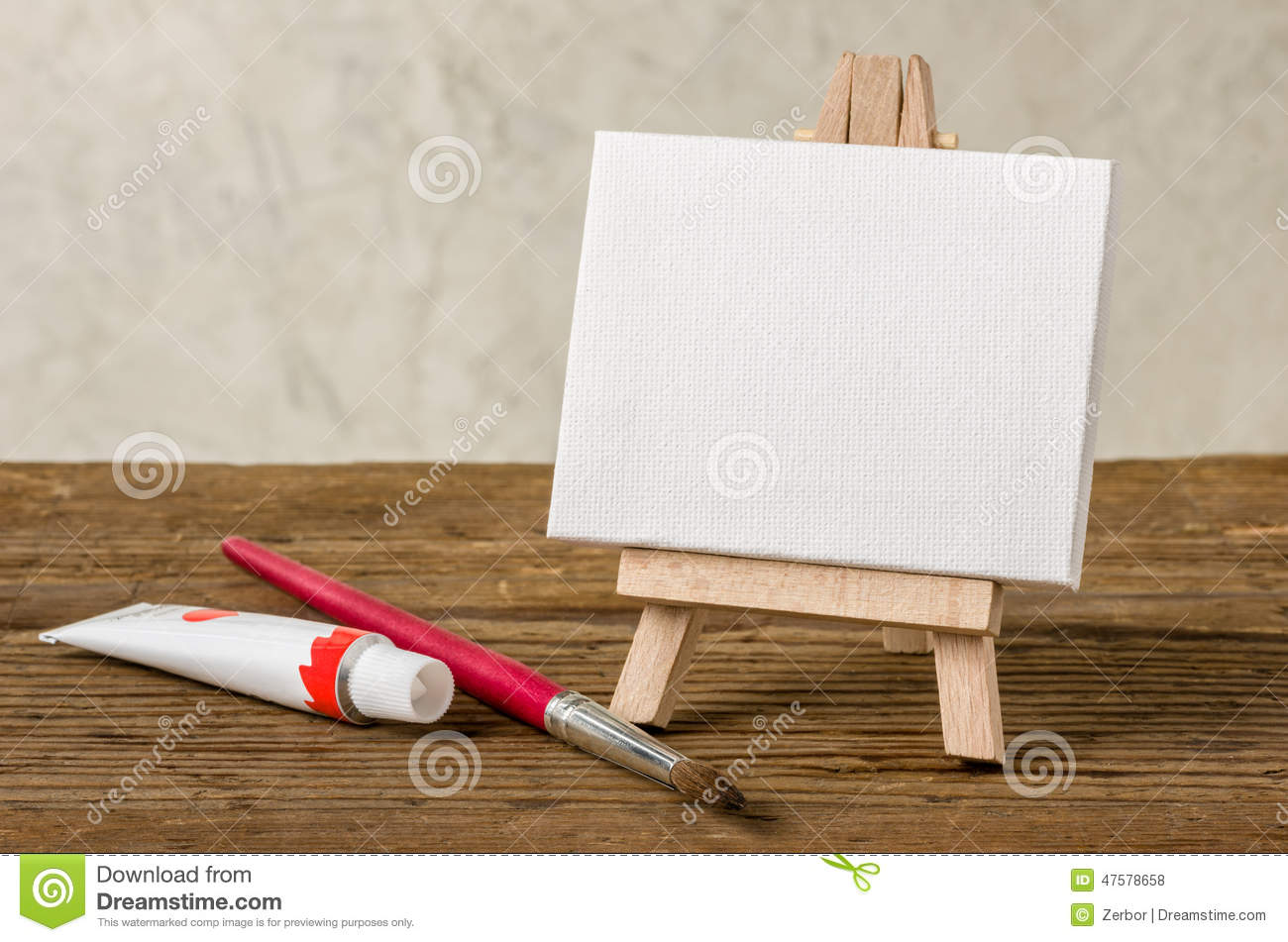 paintbrush painting on canvas - photo #32