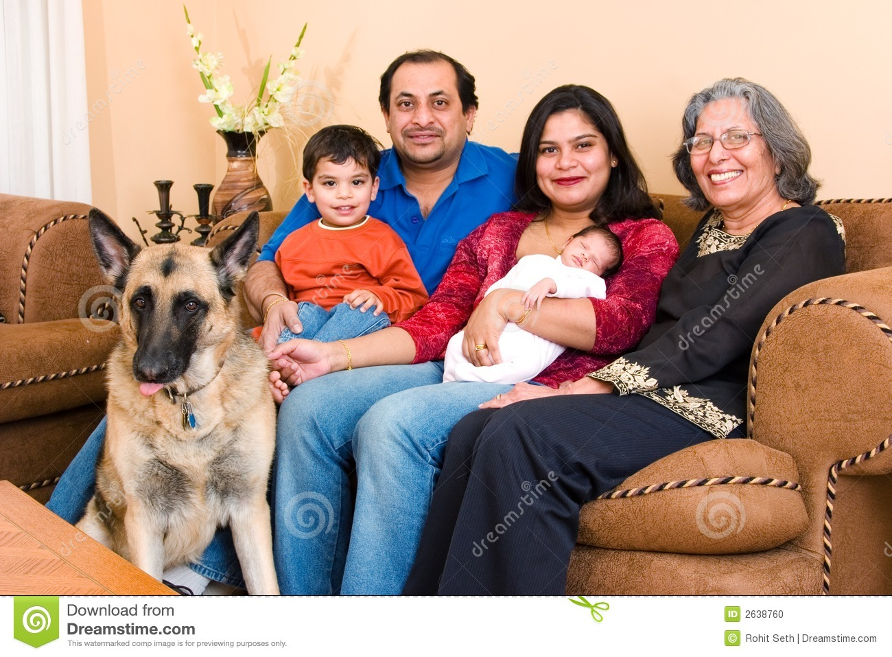 East indian family at home stock photo image 2638760 for What is family home