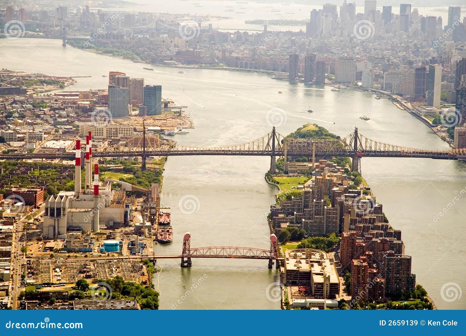 East River New York City