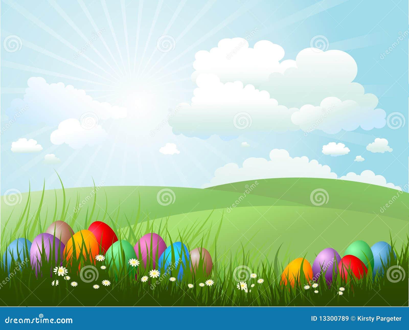 Easter ägggräs