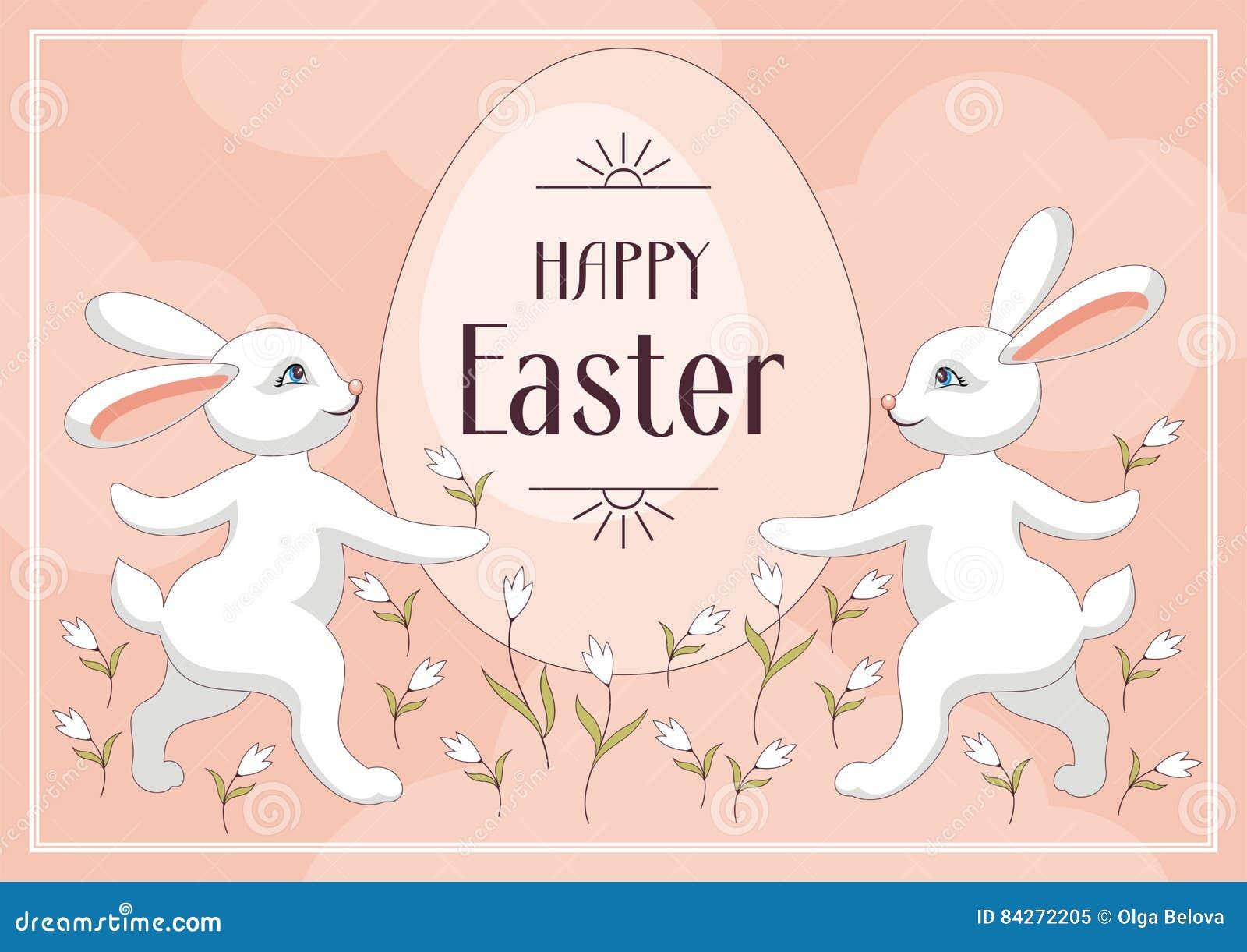 Easter äggkaniner