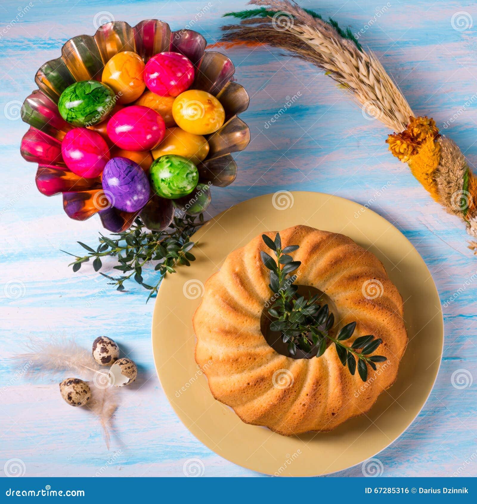 Easter Babka Stock Photo - Image: 67285316