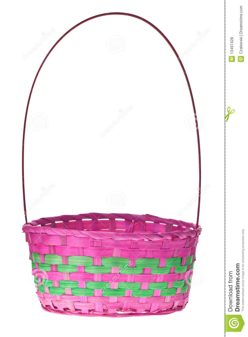 Empty Easter Basket Clipart Easter basket     emptyEmpty Easter Basket Clipart