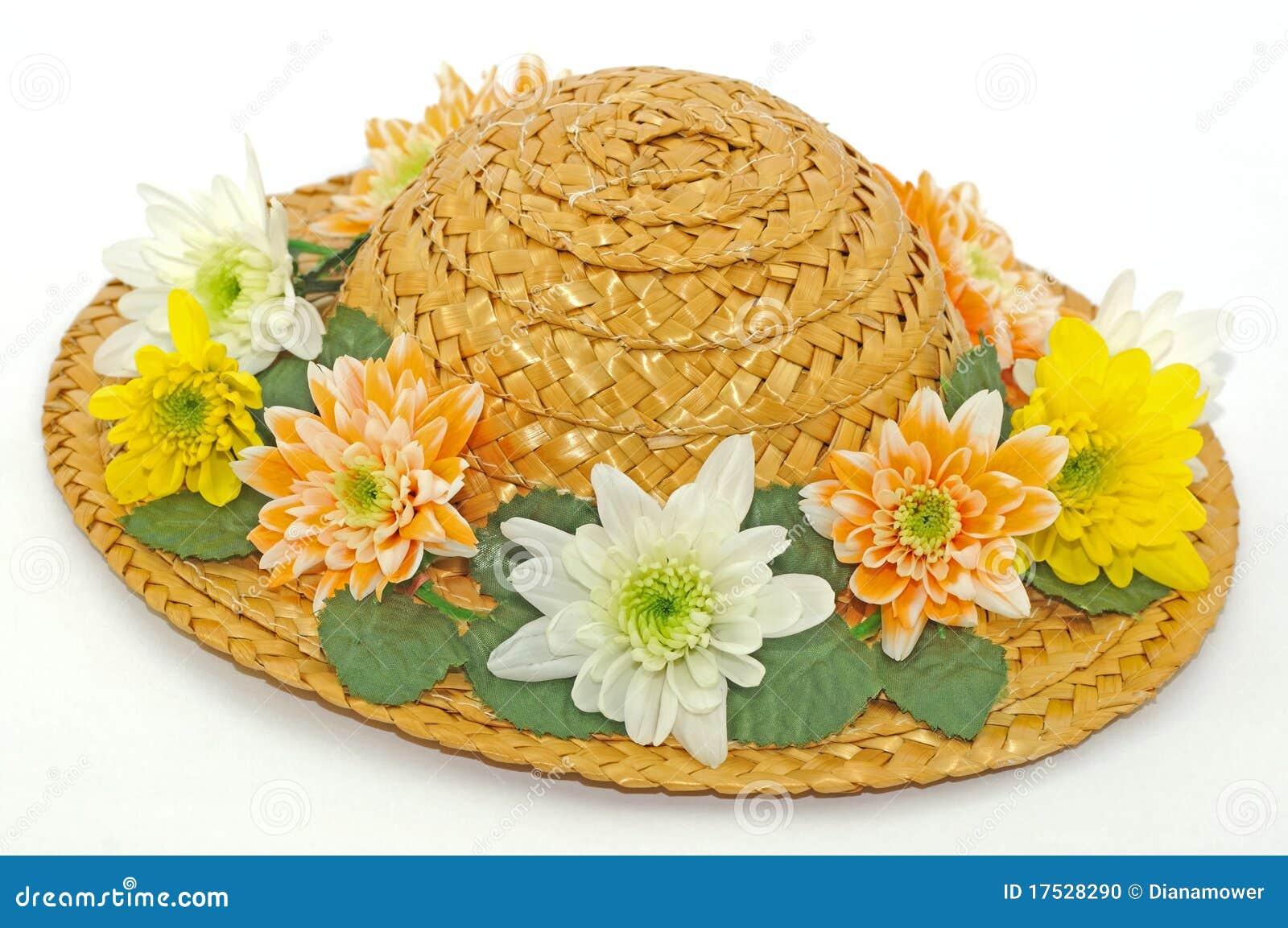 Easter Bonnet Stock Photo Image Of Bonnet Summer Straw 17528290
