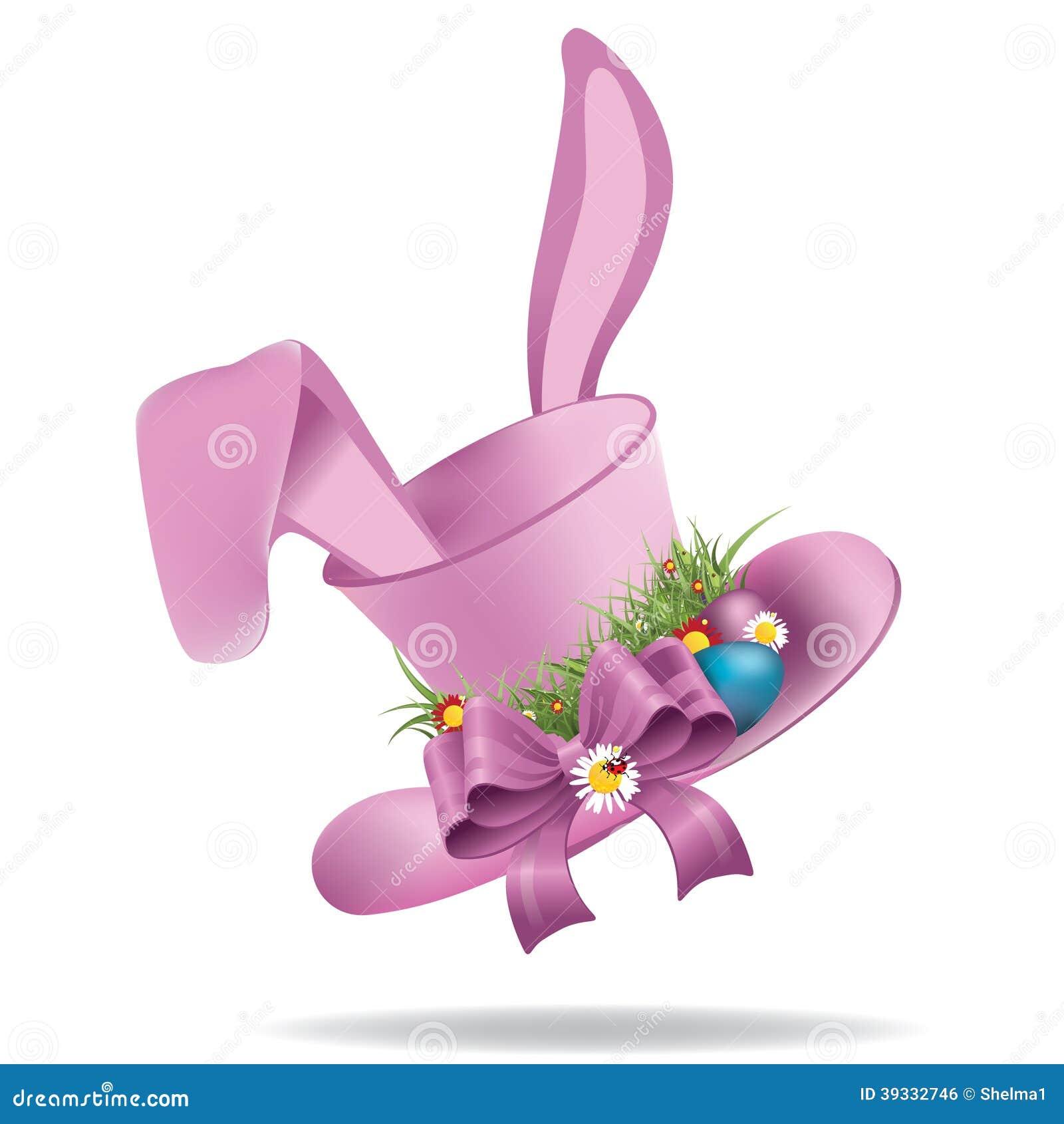 Easter Bonnet Clipart easter bonnet stock vector - image: 39332746
