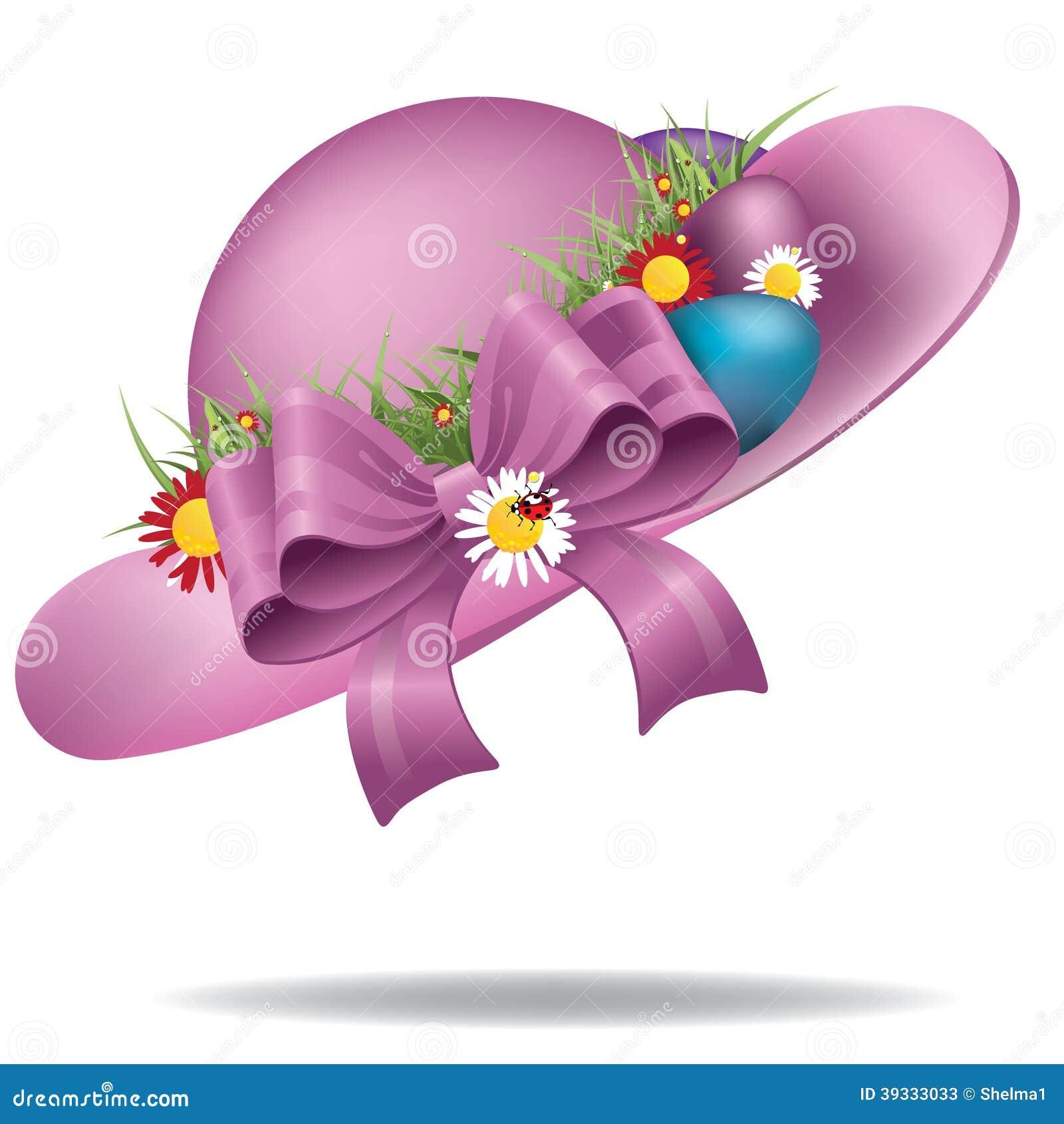 Easter Bonnet 2 Stock Vector - Image: 39333033