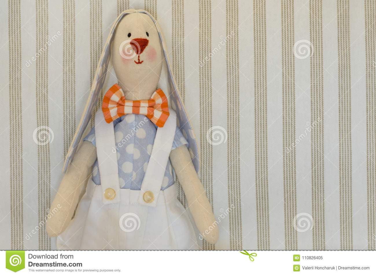 Easter bunny maid