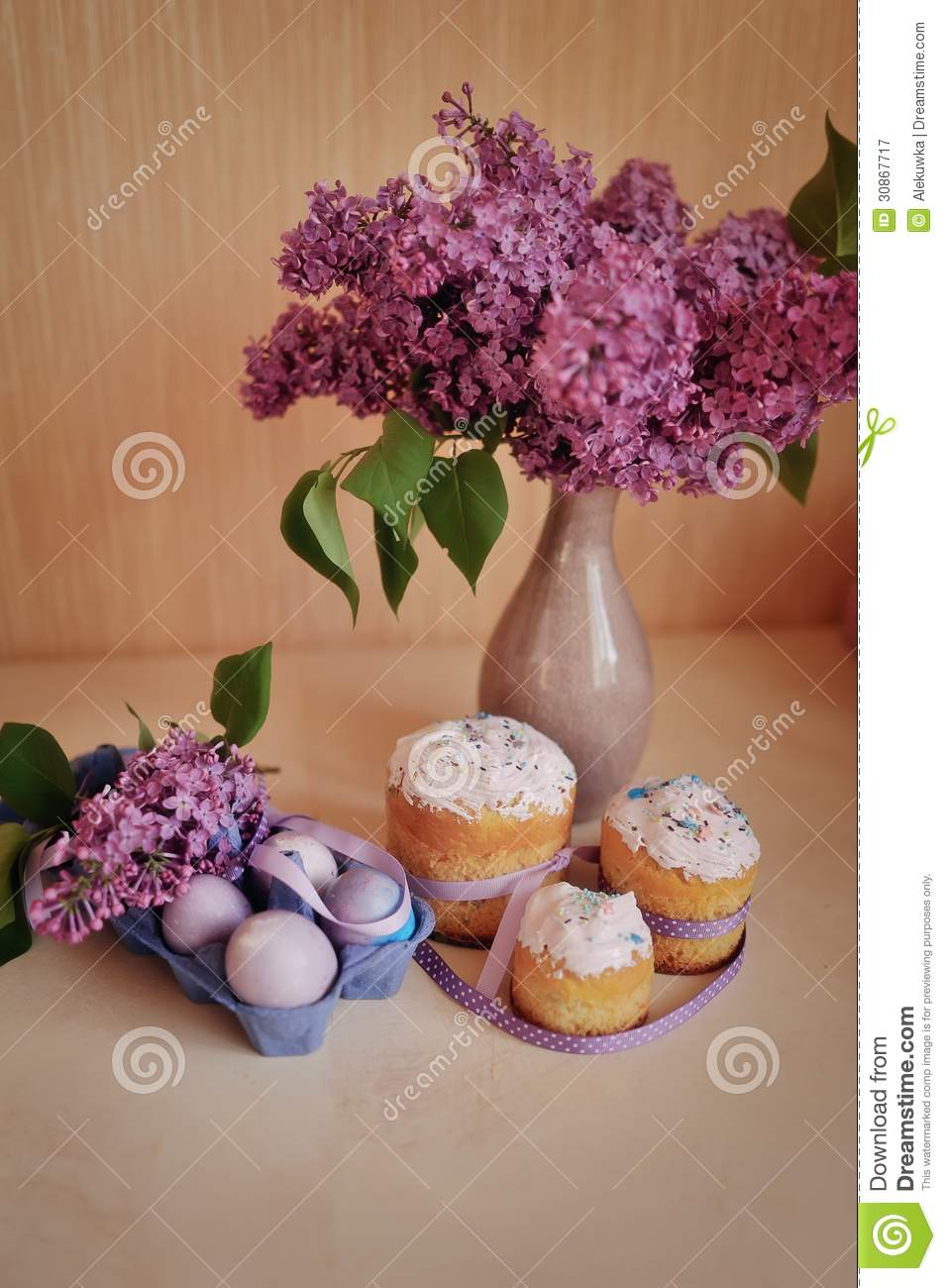easter cake royalty free stock photography image 30867717
