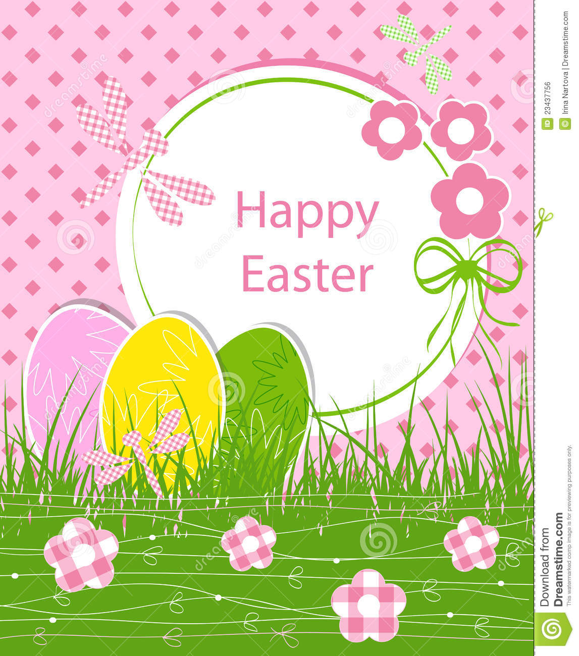 Easter Card Royalty Free Image Image 23437756 – Easter Card
