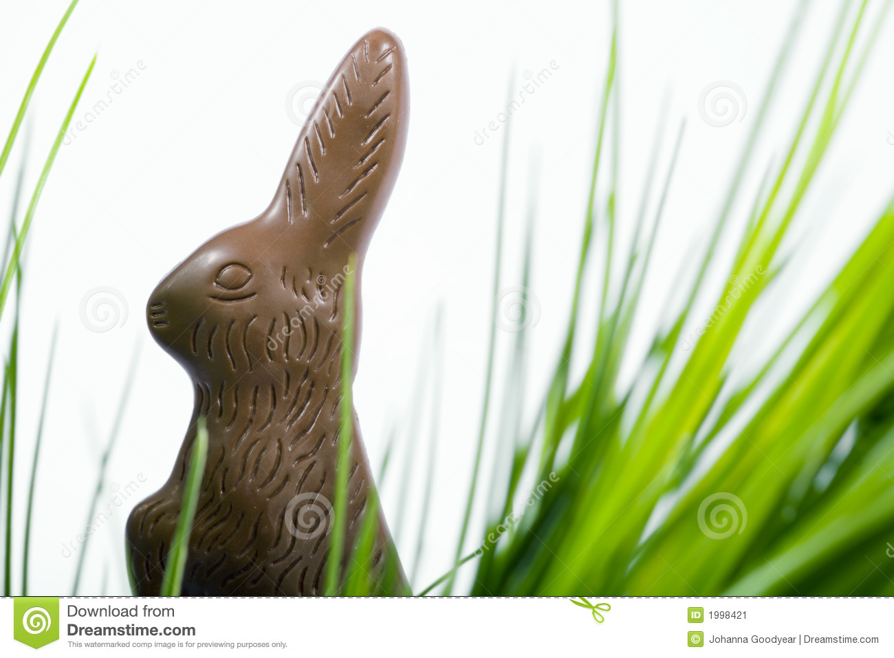 Download Easter Chocolate stock image. Image of grass, snack, candies - 1998421