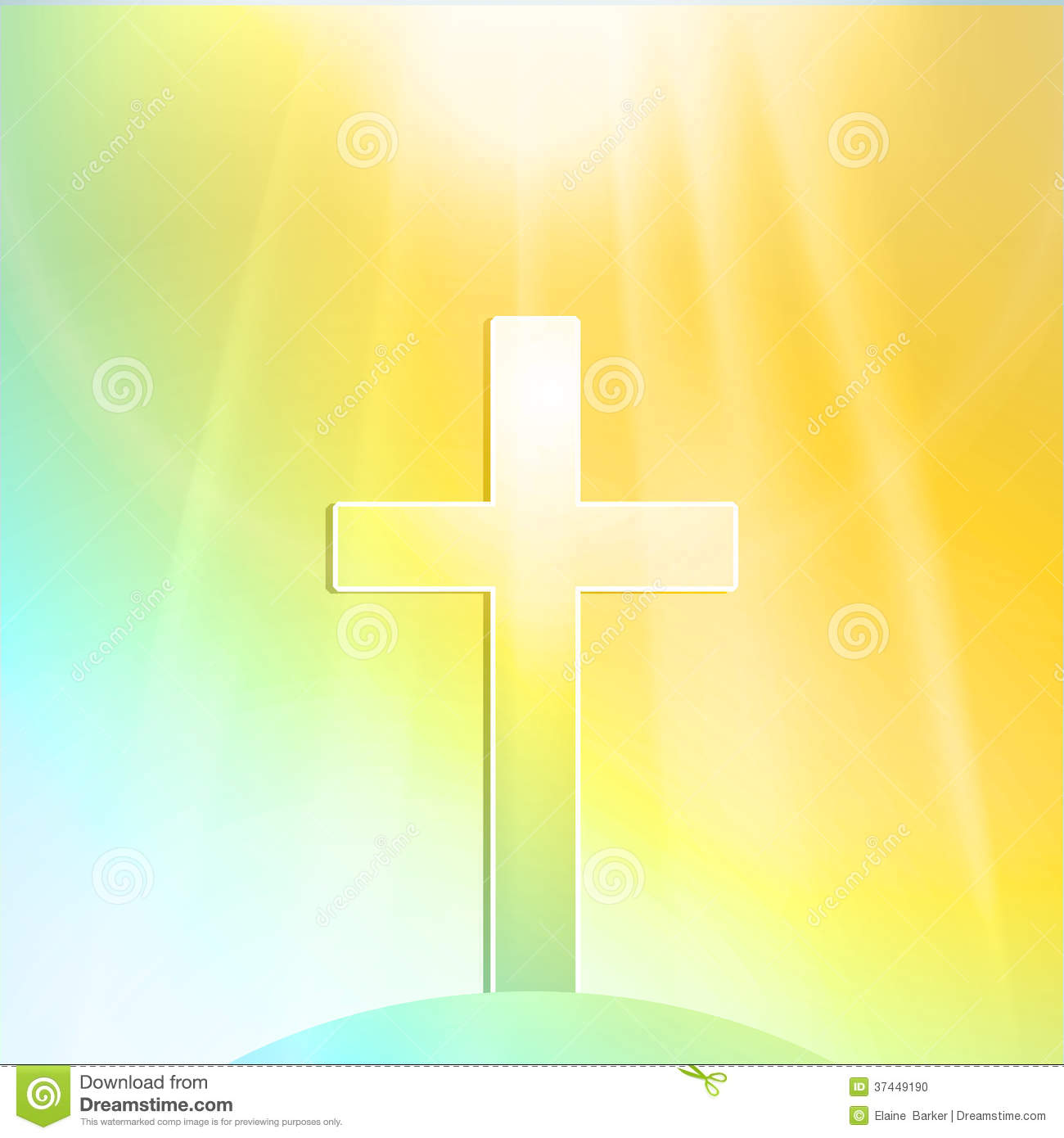 easter-cross-background-glowing-light-yellow-blue-37449190 jpgEaster Cross Background