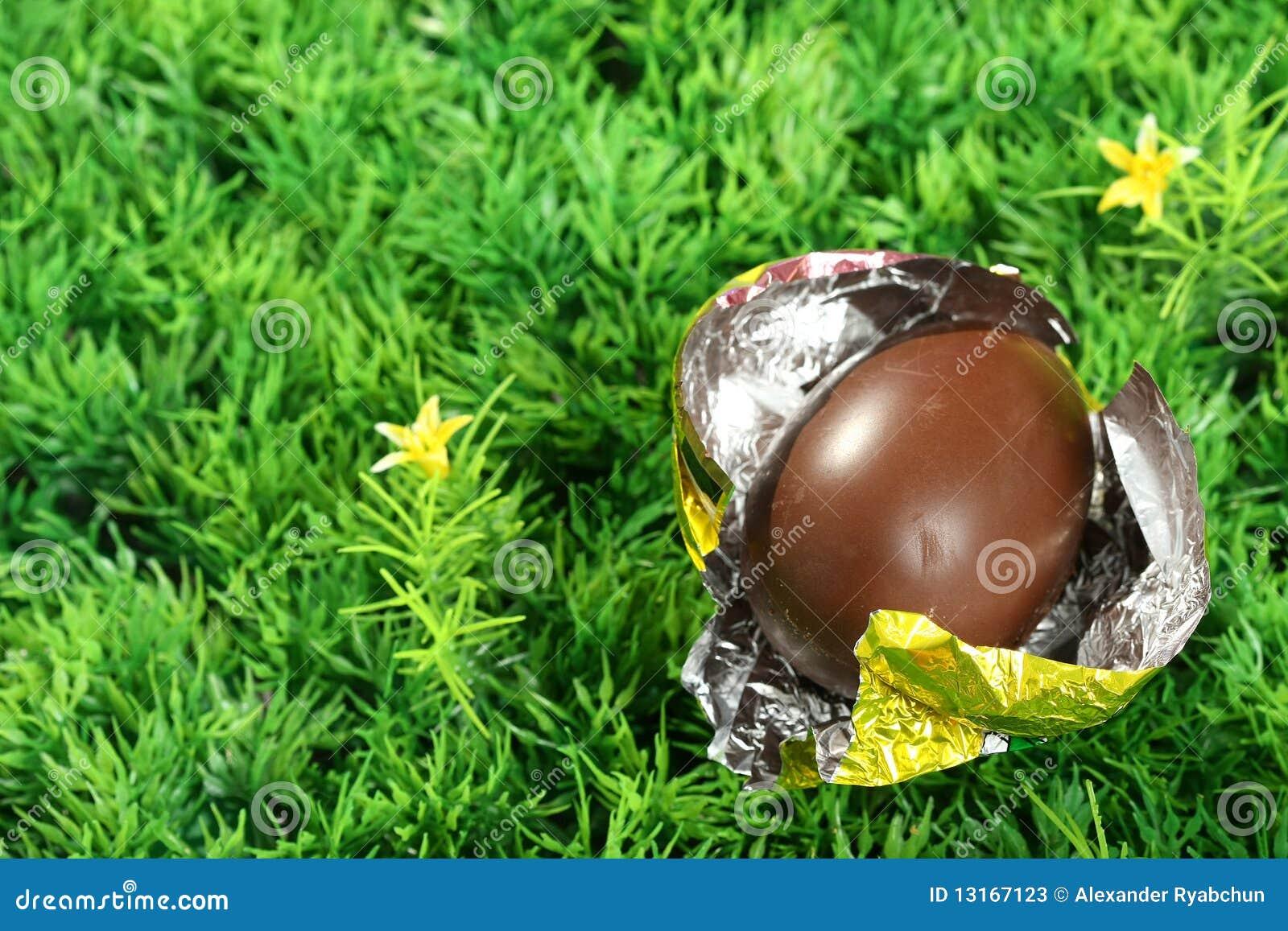 Easter czekoladowy jajko