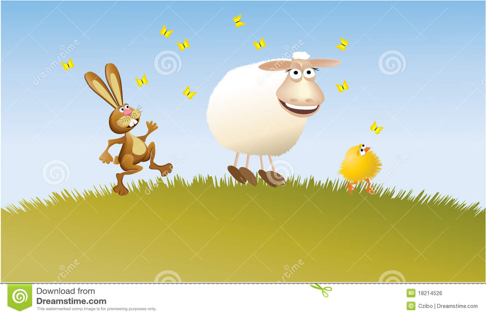 Easter drużyna